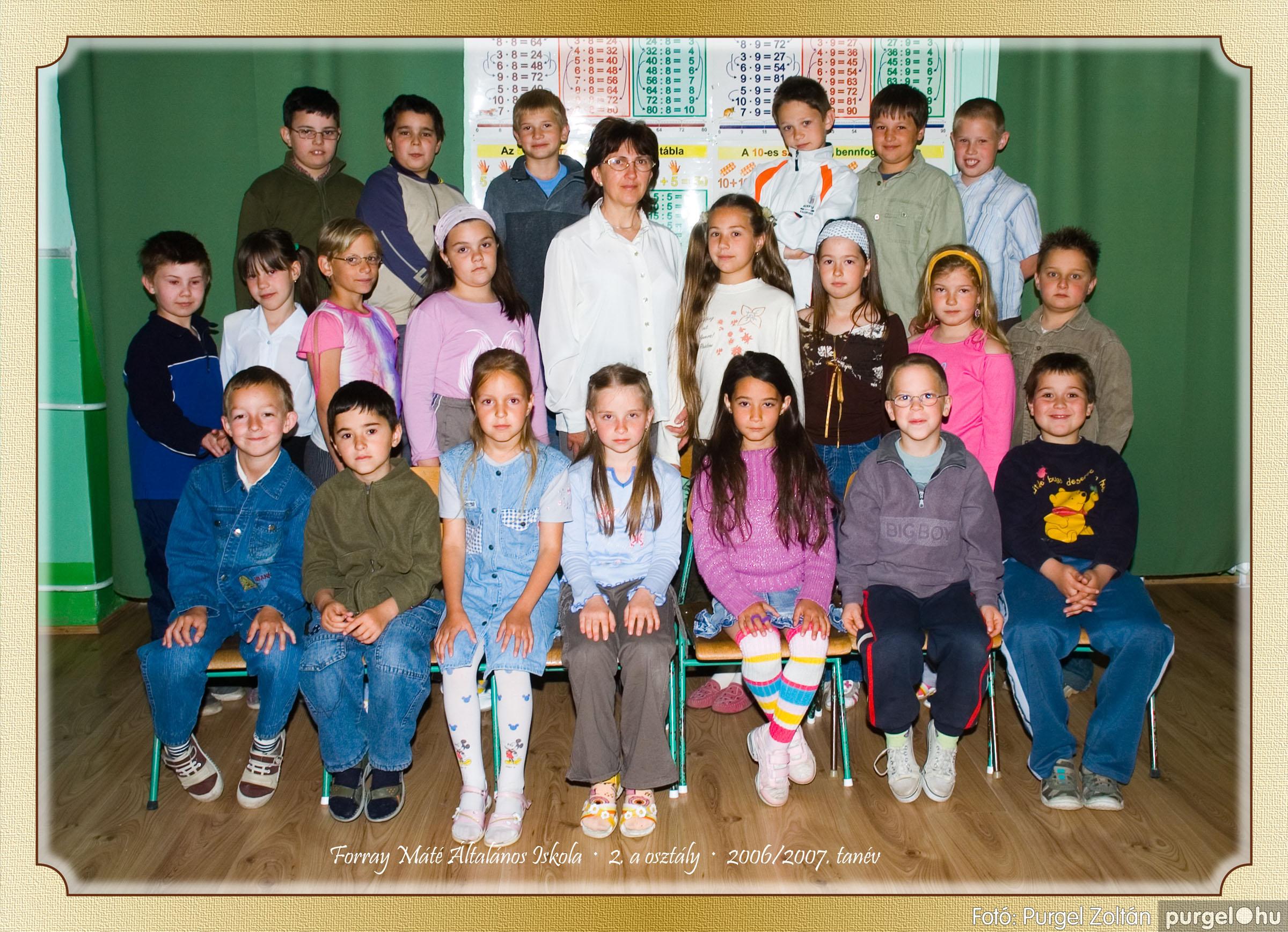 2007.03.20-06.01. 004 Forray Máté Általános Iskola osztályképek 2007. - Fotó:PURGEL ZOLTÁN© 2akomoly.jpg