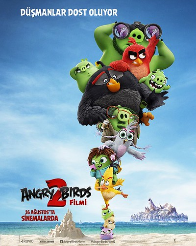 Angry Birds Filmi 2 - The Angry Birds Movie 2