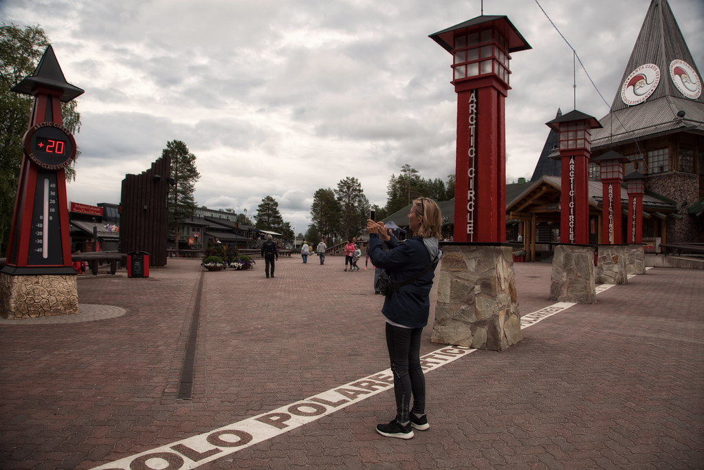 Camping tur til Nordkapp i bil gennem Sverige, Finland og Norge. 12 - 29 juli 2019