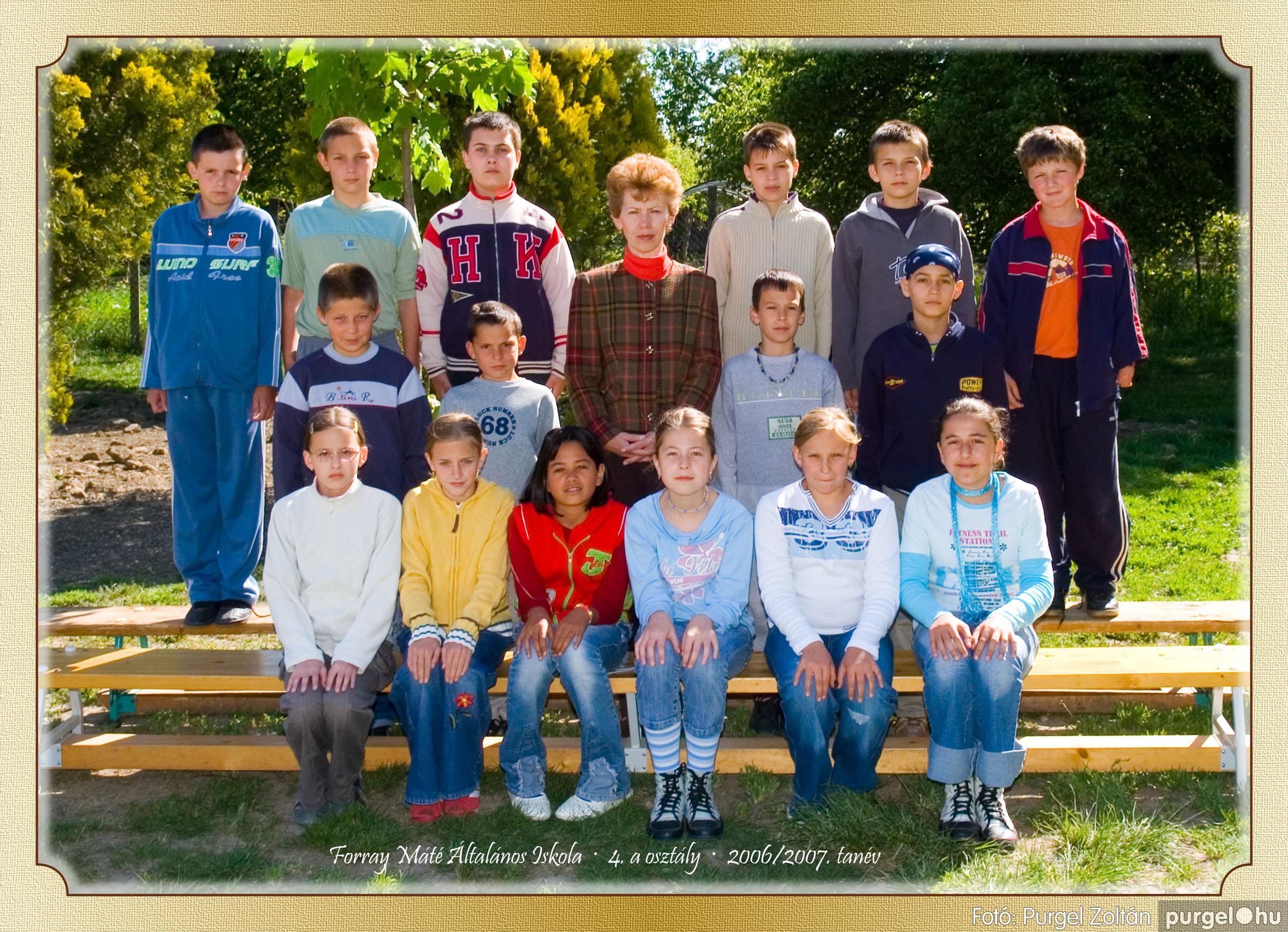 2007.03.20-06.01. 012 Forray Máté Általános Iskola osztályképek 2007. - Fotó:PURGEL ZOLTÁN© 4akomoly.jpg