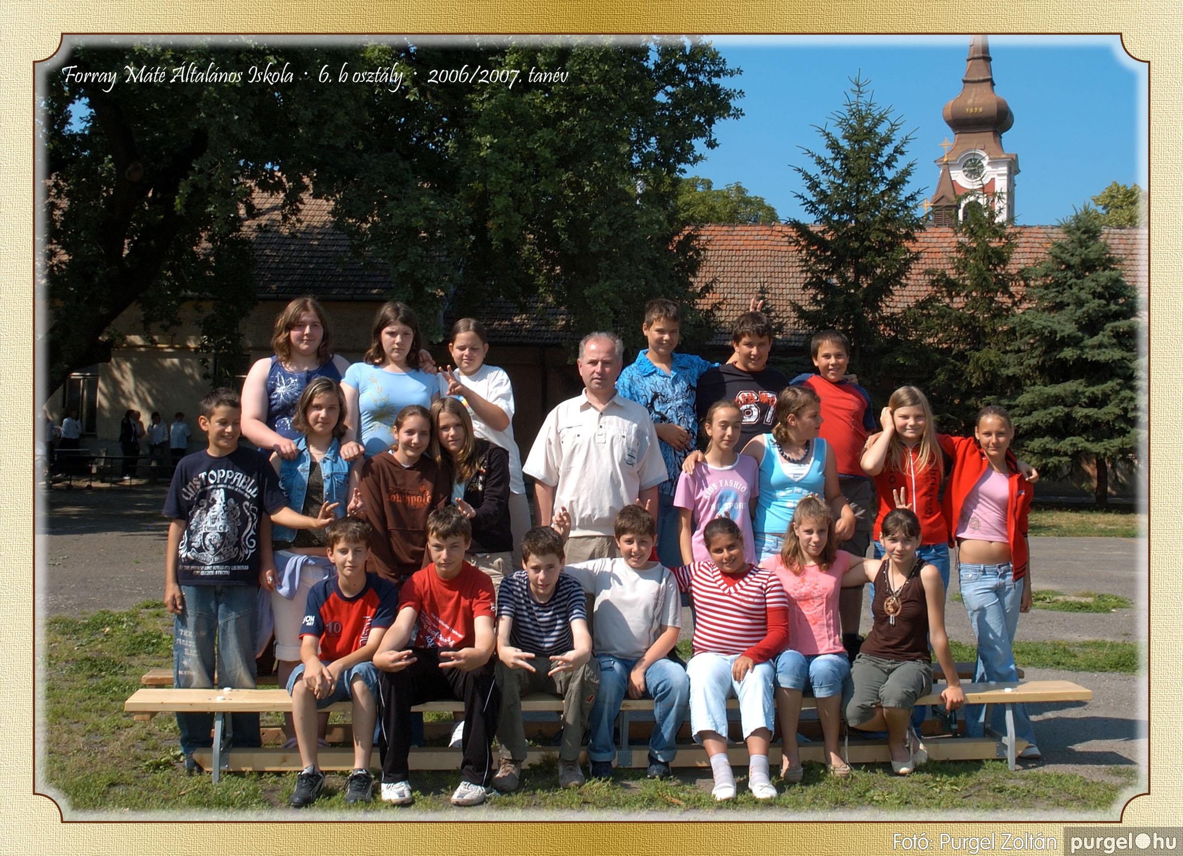2007.03.20-06.01. 023 Forray Máté Általános Iskola osztályképek 2007. - Fotó:PURGEL ZOLTÁN© 6bvidam.jpg