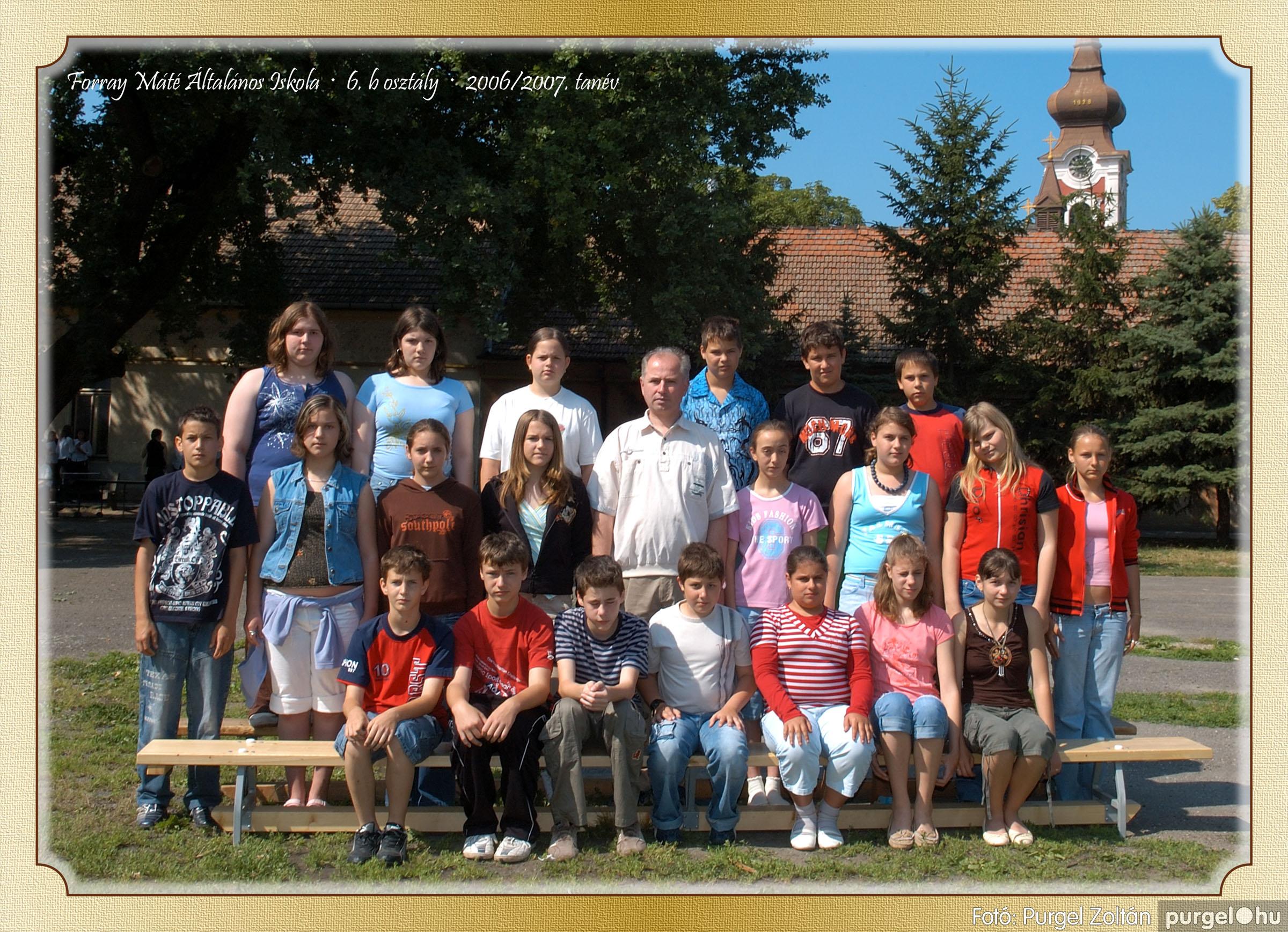 2007.03.20-06.01. 022 Forray Máté Általános Iskola osztályképek 2007. - Fotó:PURGEL ZOLTÁN© 6bkomoly.jpg