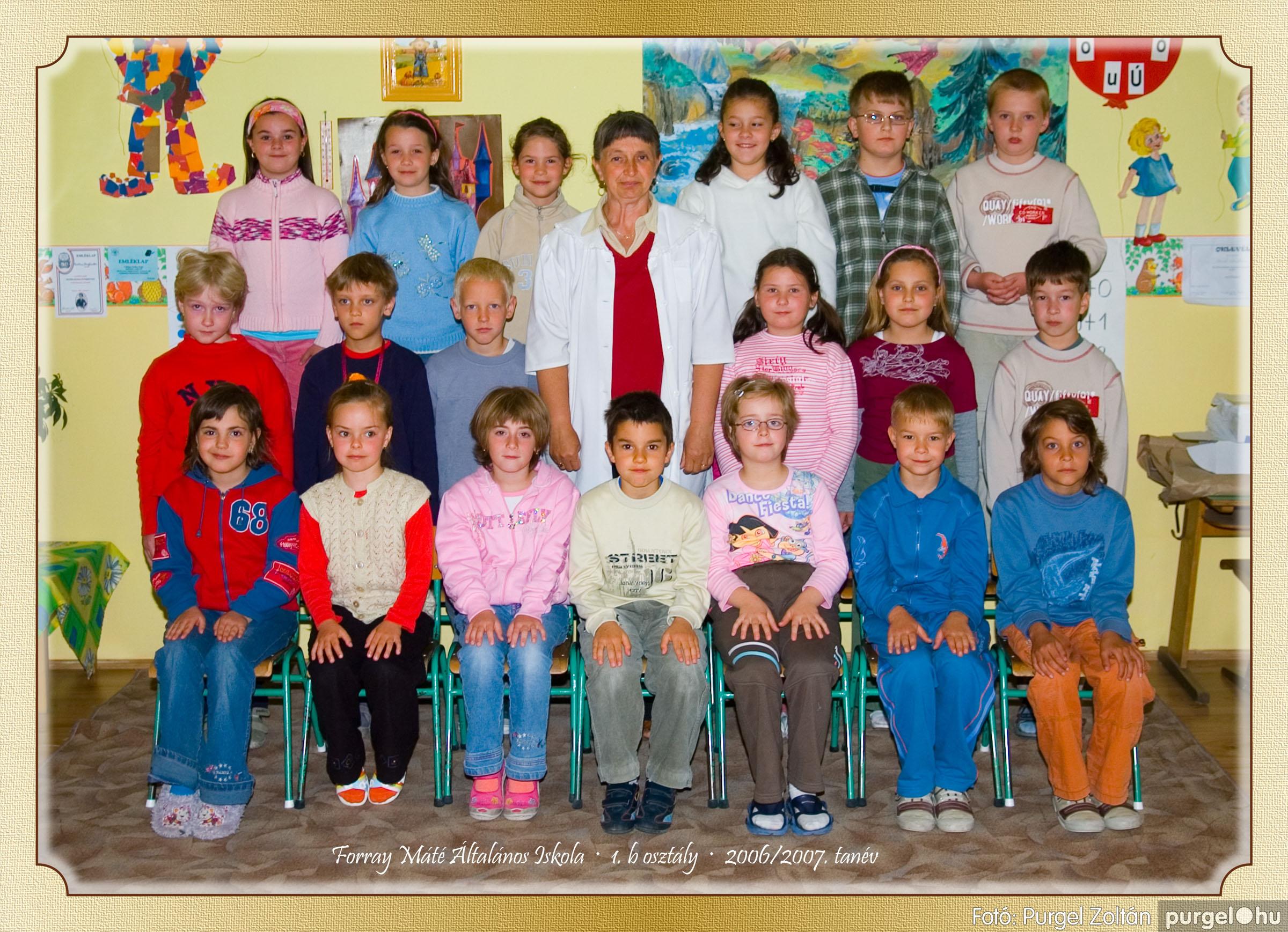 2007.03.20-06.01. 002 Forray Máté Általános Iskola osztályképek 2007. - Fotó:PURGEL ZOLTÁN© 1bkomoly.jpg