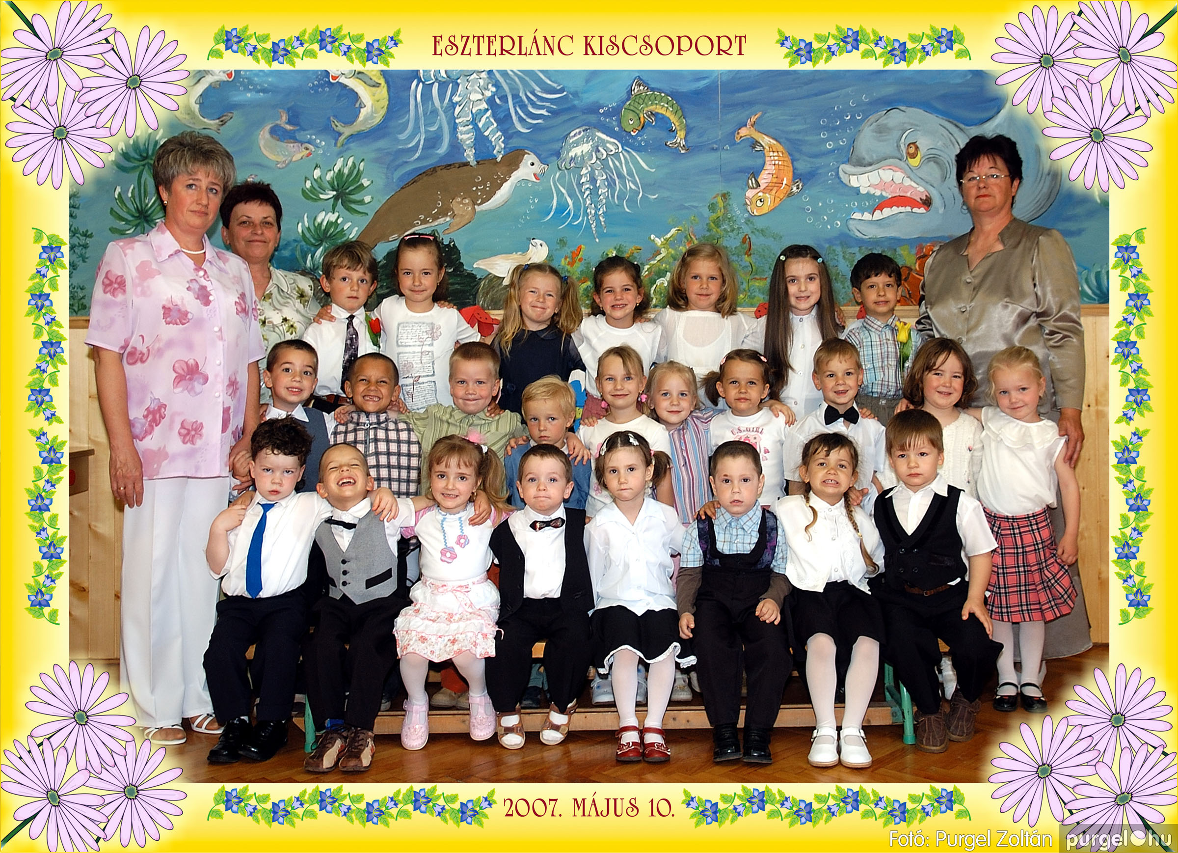 2007.05.10-19. 001 Kurca-parti Óvoda csoportképek 2007. - Fotó:PURGEL ZOLTÁN© 151eszterlánc.jpg