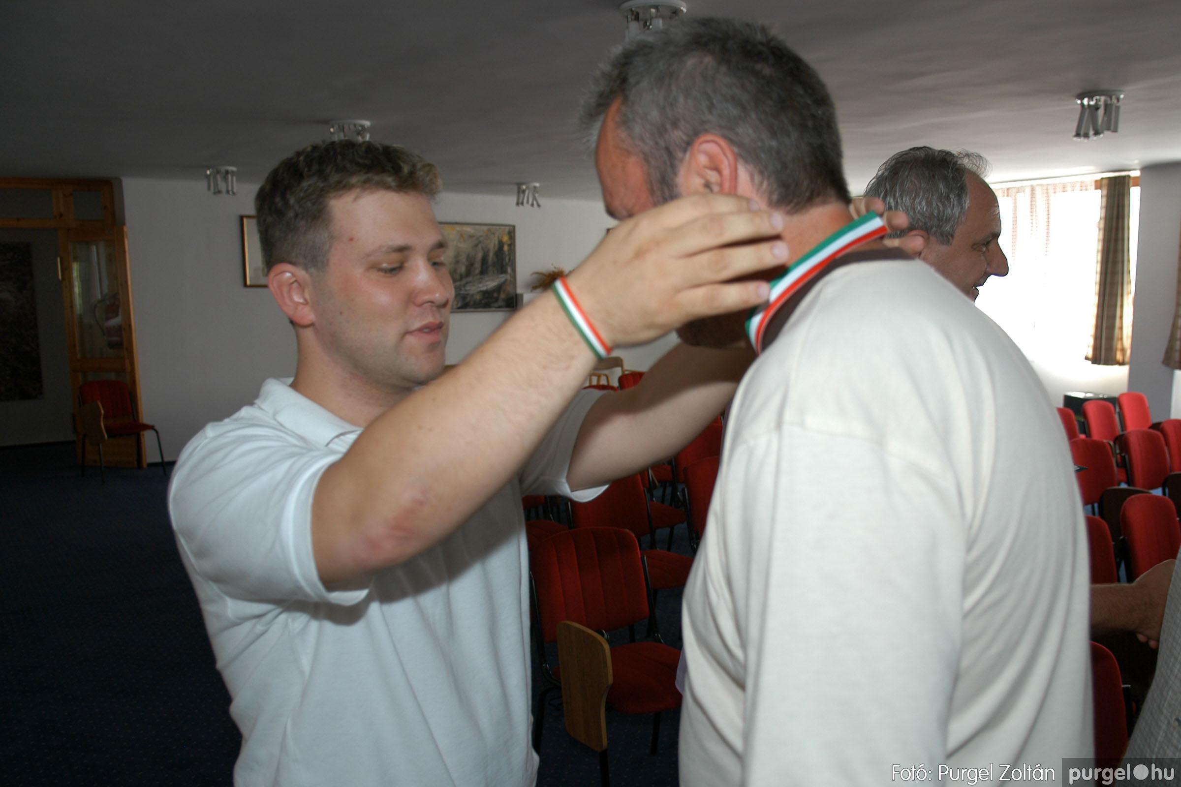 2007.06.02. 036 Éremátadás a Szegvári Teke Sportegyesület tagjainak Balatonszemesen - Fotó:P. Z.©.jpg