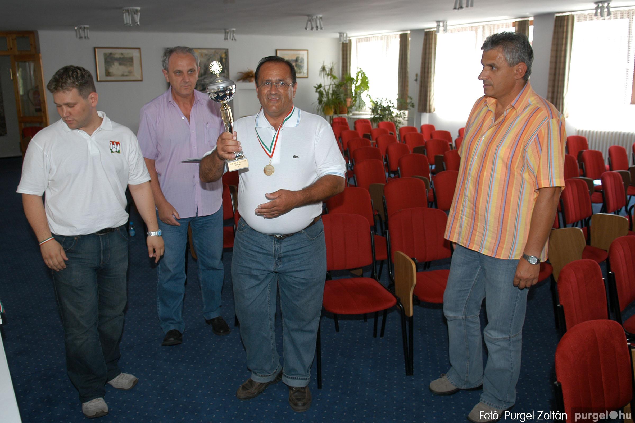 2007.06.02. 021 Éremátadás a Szegvári Teke Sportegyesület tagjainak Balatonszemesen - Fotó:P. Z.©.jpg