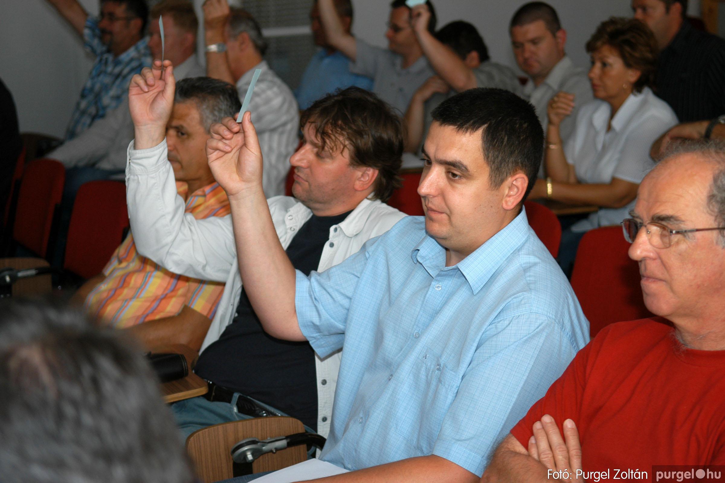 2007.06.02. 002 Éremátadás a Szegvári Teke Sportegyesület tagjainak Balatonszemesen - Fotó:P. Z.©.jpg