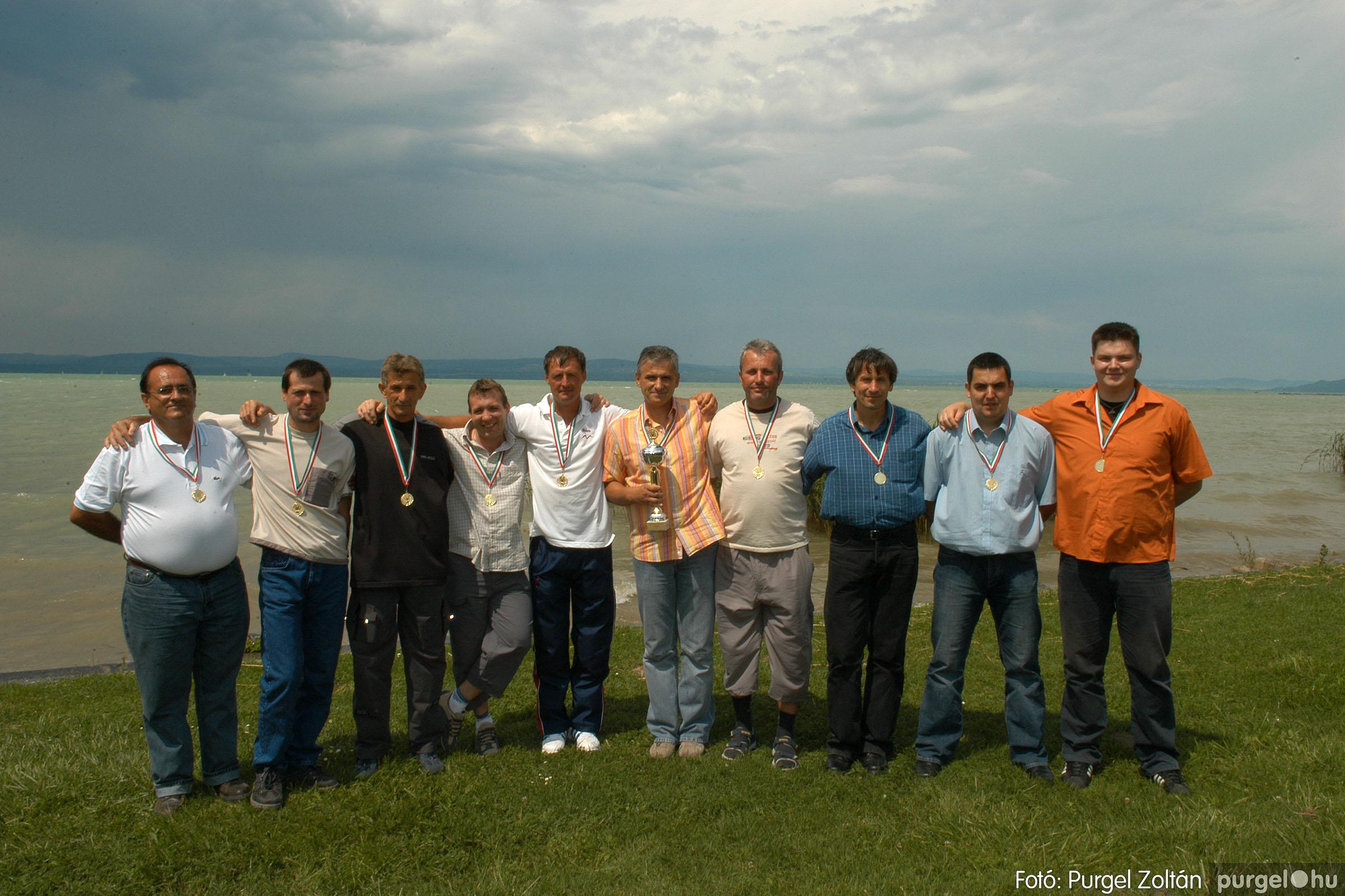 2007.06.02. 051 Éremátadás a Szegvári Teke Sportegyesület tagjainak Balatonszemesen - Fotó:P. Z.©.jpg