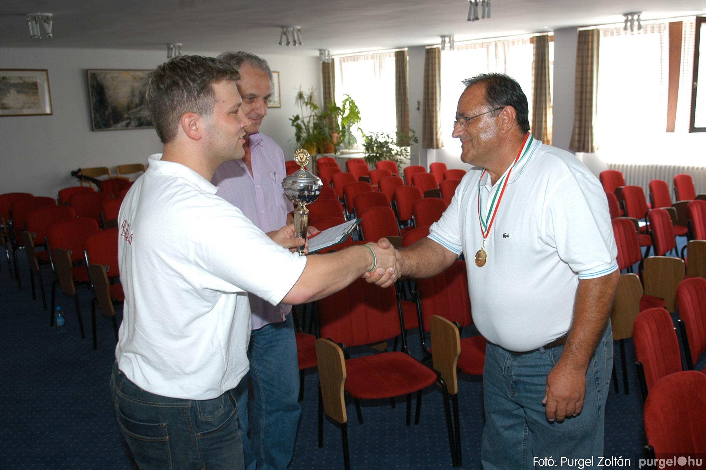 2007.06.02. 045 Éremátadás a Szegvári Teke Sportegyesület tagjainak Balatonszemesen - Fotó:P. Z.©.jpg