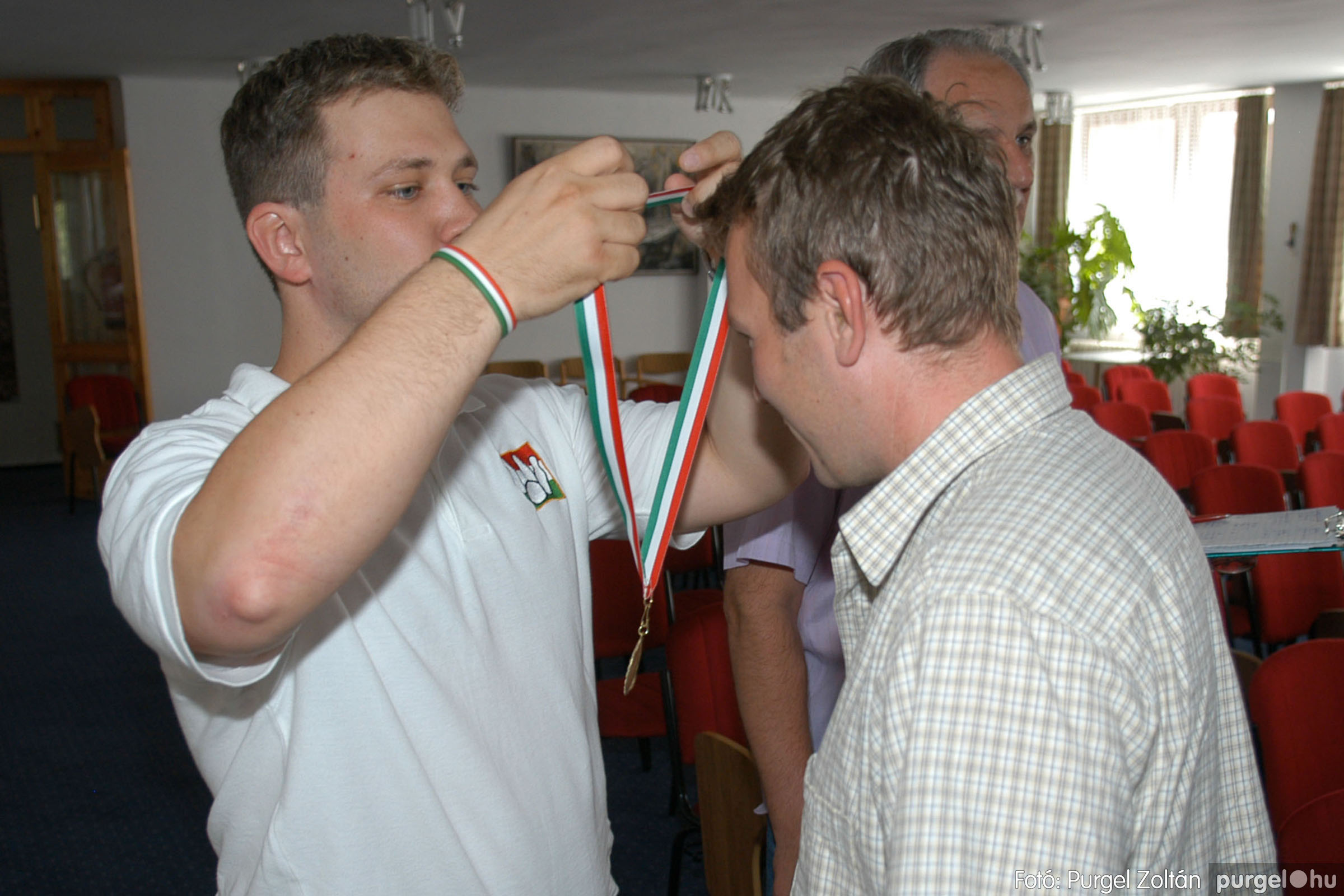 2007.06.02. 037 Éremátadás a Szegvári Teke Sportegyesület tagjainak Balatonszemesen - Fotó:P. Z.©.jpg