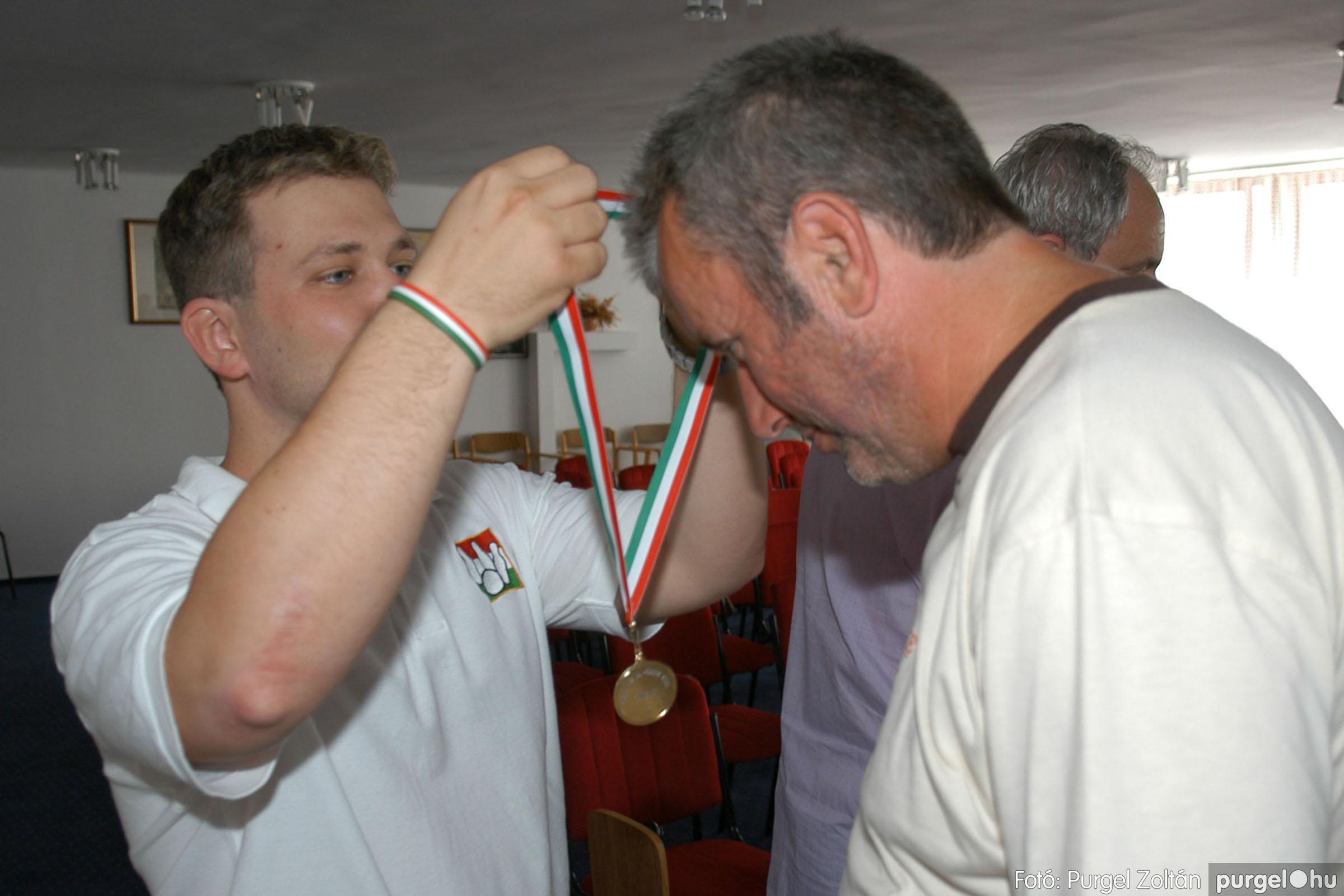 2007.06.02. 035 Éremátadás a Szegvári Teke Sportegyesület tagjainak Balatonszemesen - Fotó:P. Z.©.jpg