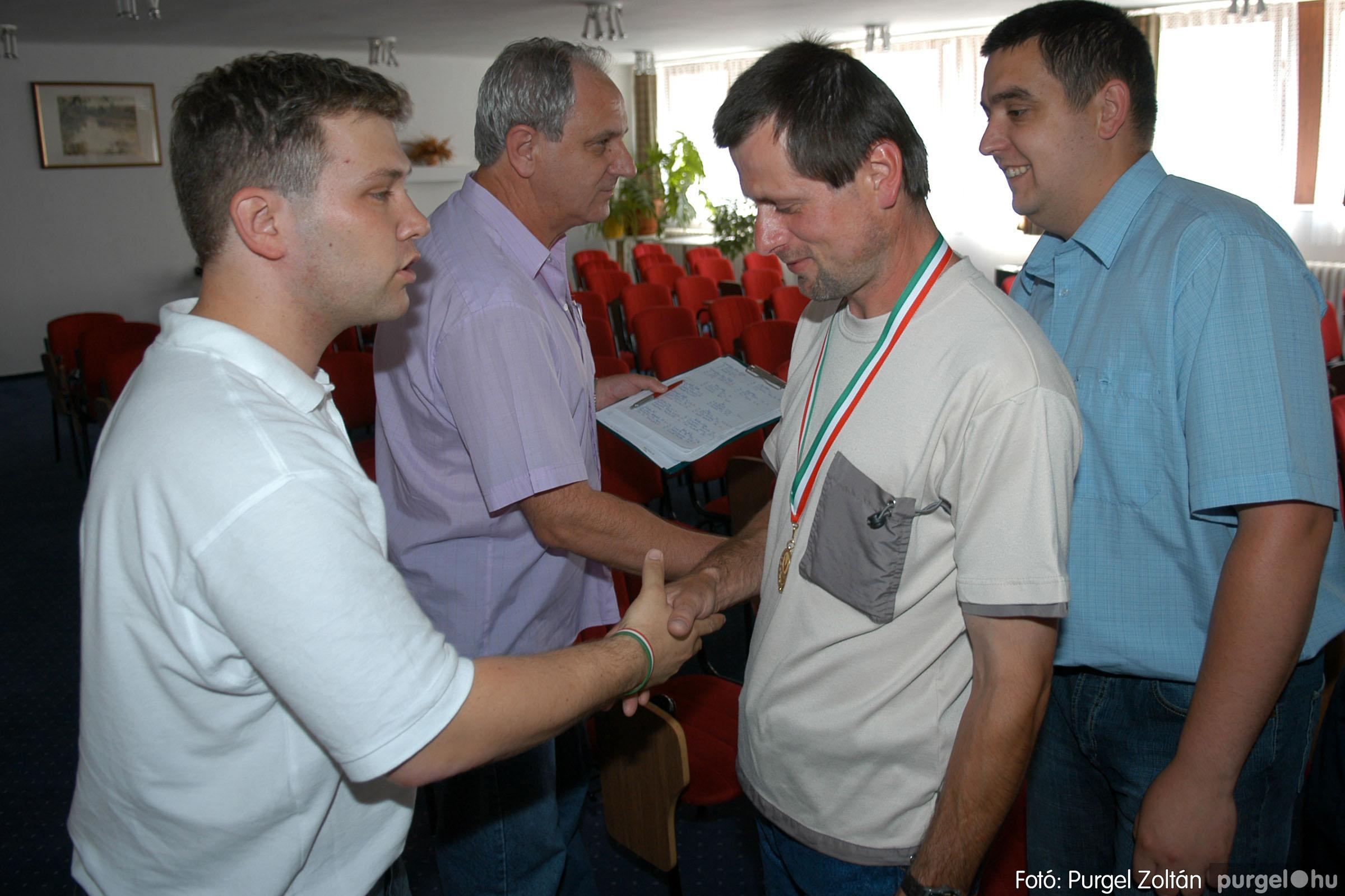 2007.06.02. 028 Éremátadás a Szegvári Teke Sportegyesület tagjainak Balatonszemesen - Fotó:P. Z.©.jpg