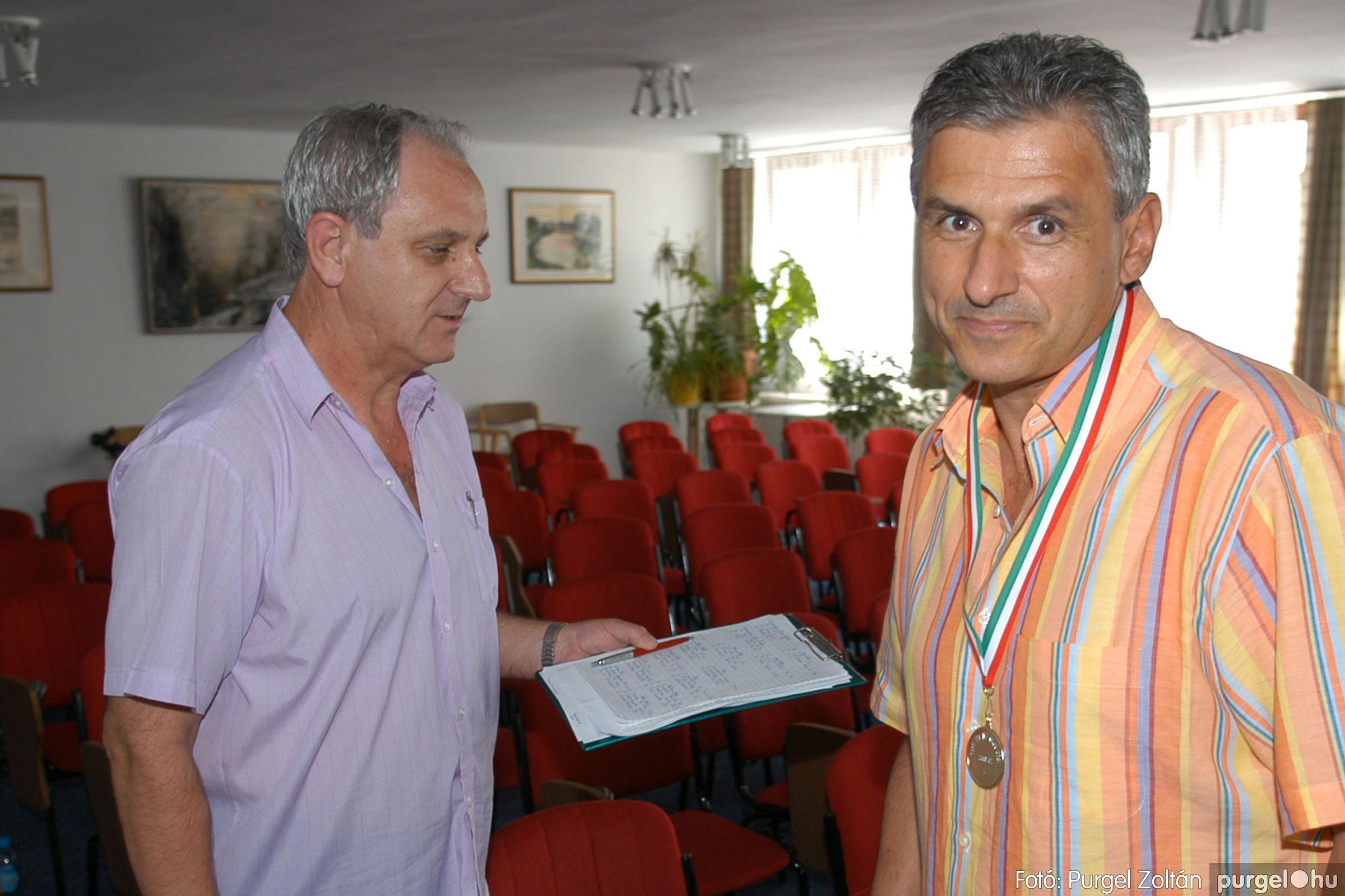 2007.06.02. 026 Éremátadás a Szegvári Teke Sportegyesület tagjainak Balatonszemesen - Fotó:P. Z.©.jpg