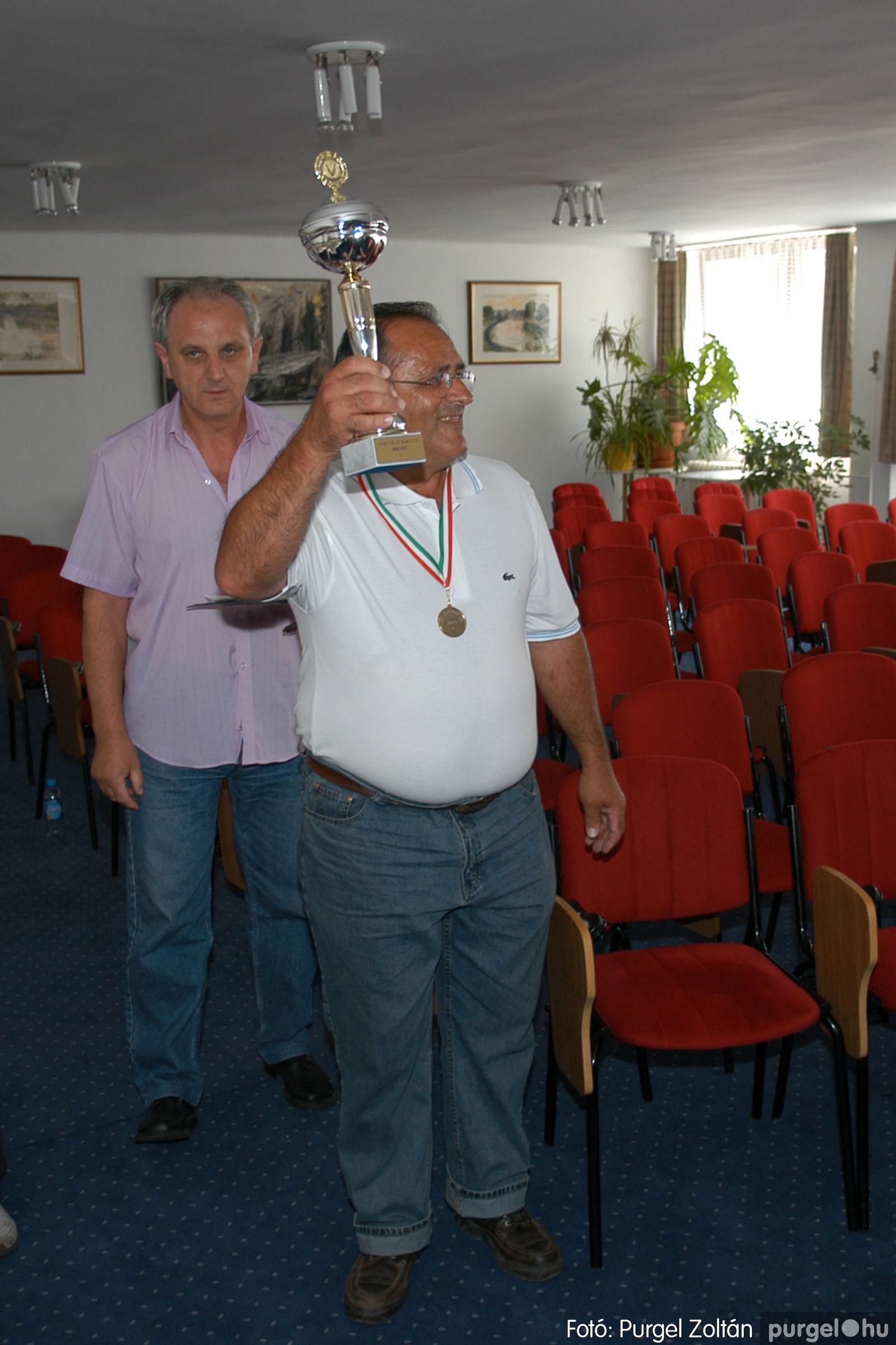 2007.06.02. 023 Éremátadás a Szegvári Teke Sportegyesület tagjainak Balatonszemesen - Fotó:P. Z.©.jpg