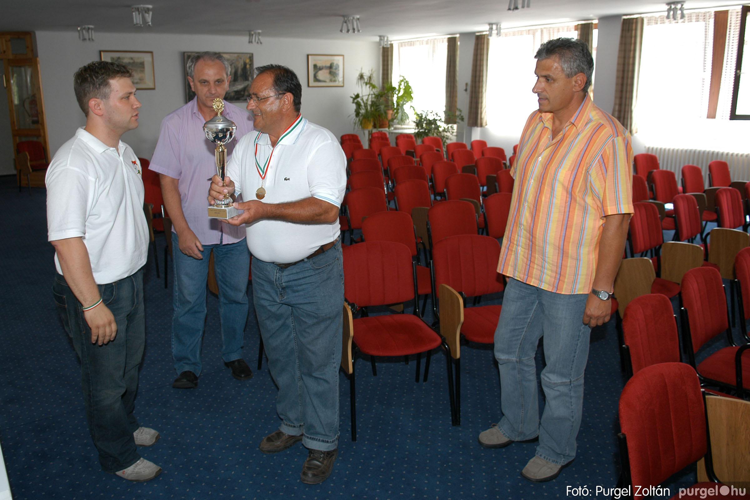 2007.06.02. 020 Éremátadás a Szegvári Teke Sportegyesület tagjainak Balatonszemesen - Fotó:P. Z.©.jpg