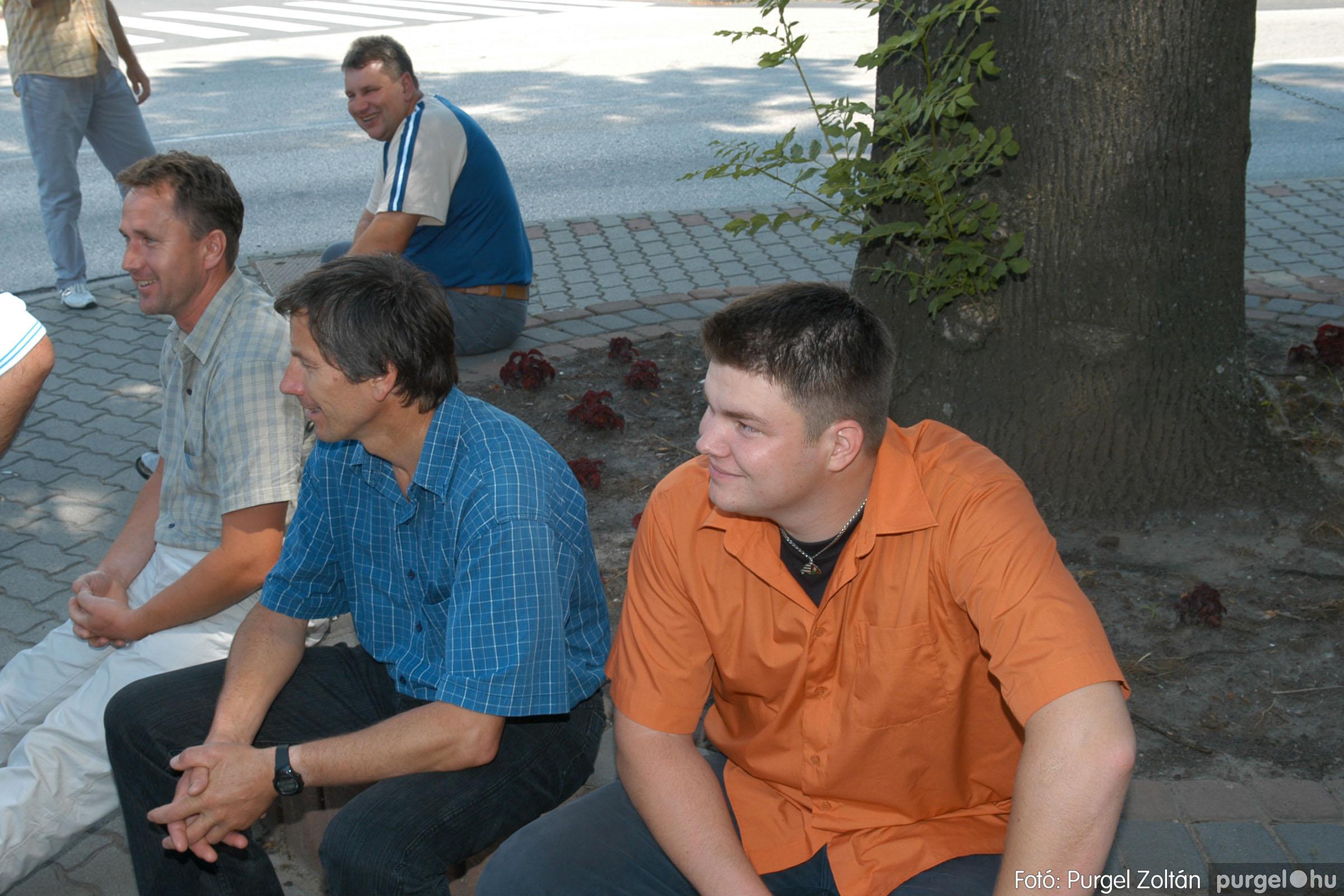2007.06.02. 006 Éremátadás a Szegvári Teke Sportegyesület tagjainak Balatonszemesen - Fotó:P. Z.©.jpg