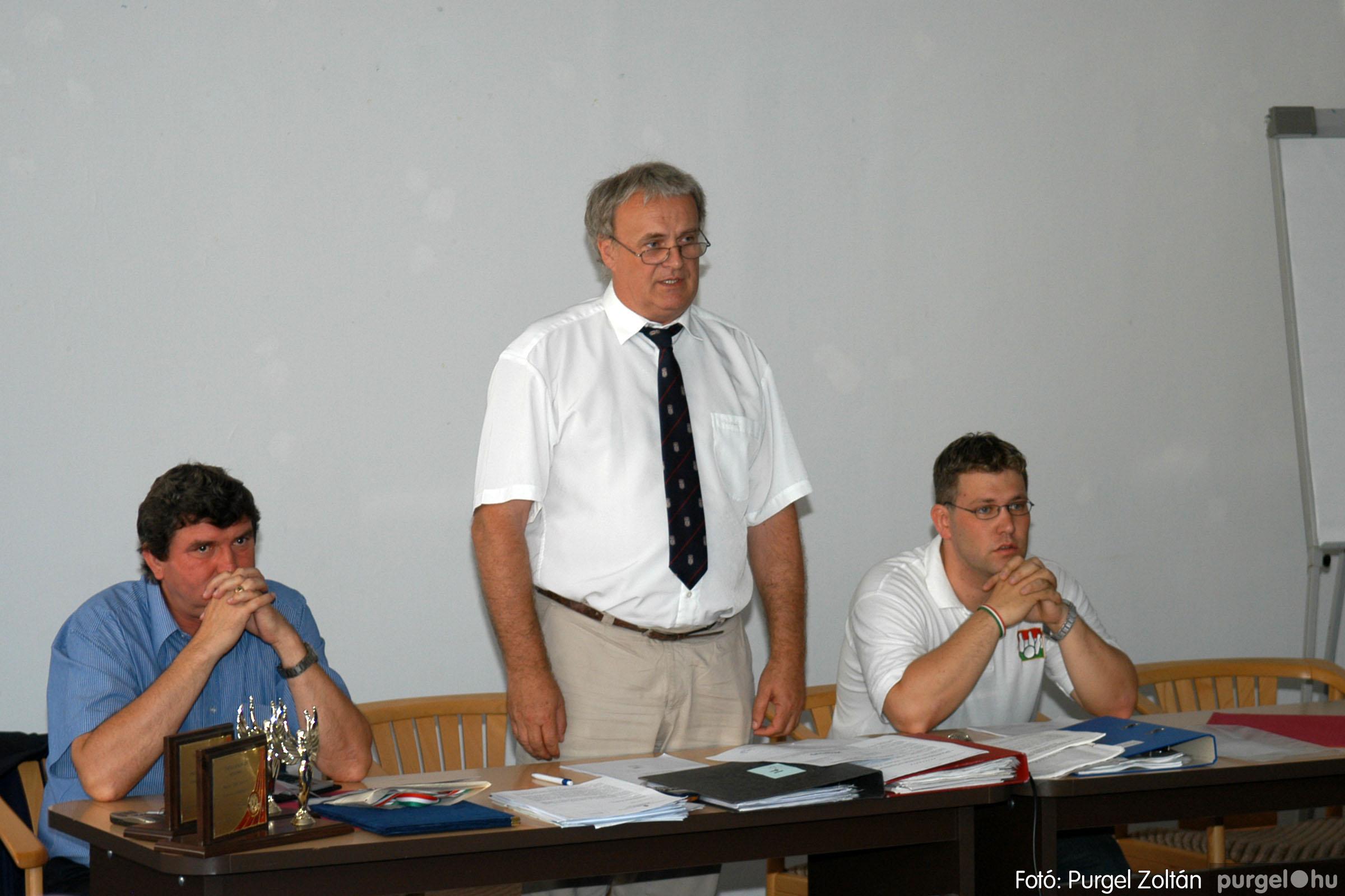 2007.06.02. 001 Éremátadás a Szegvári Teke Sportegyesület tagjainak Balatonszemesen - Fotó:P. Z.©.jpg