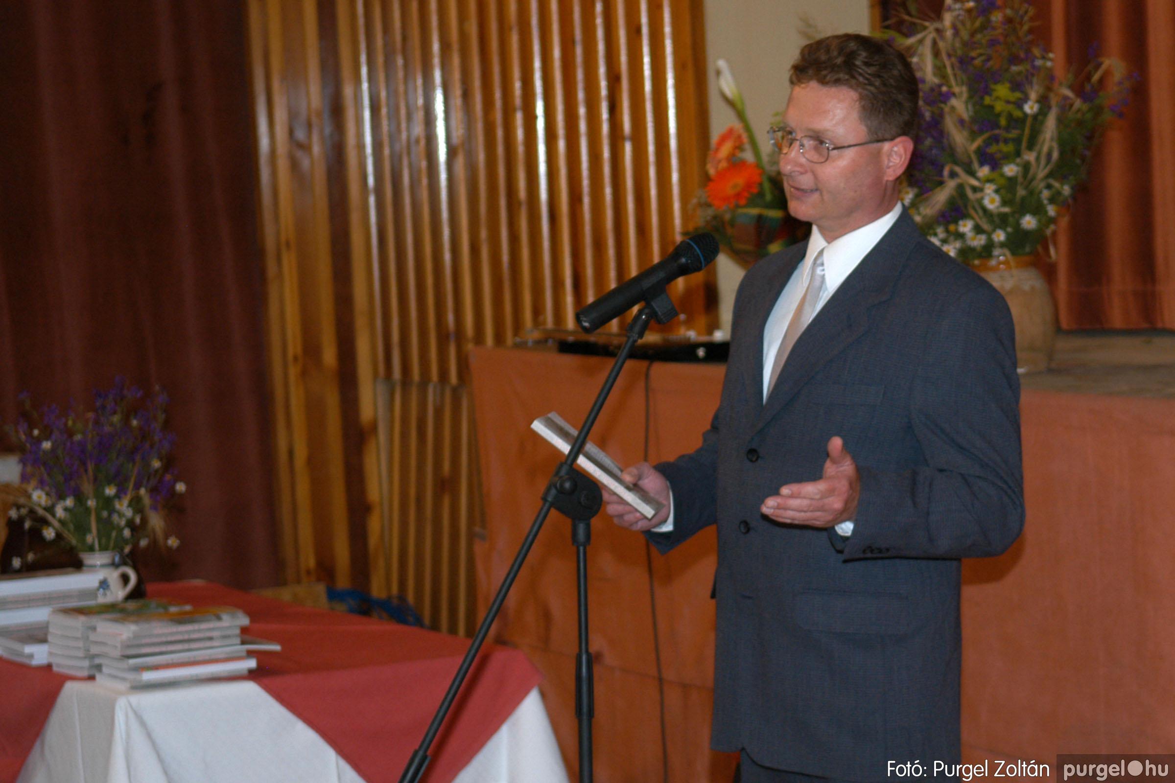 2007.06.03. 015 A tanító öröksége című könyv bemutatása Vértes Judittal - Fotó:PURGEL ZOLTÁN© DSC_0478q.jpg