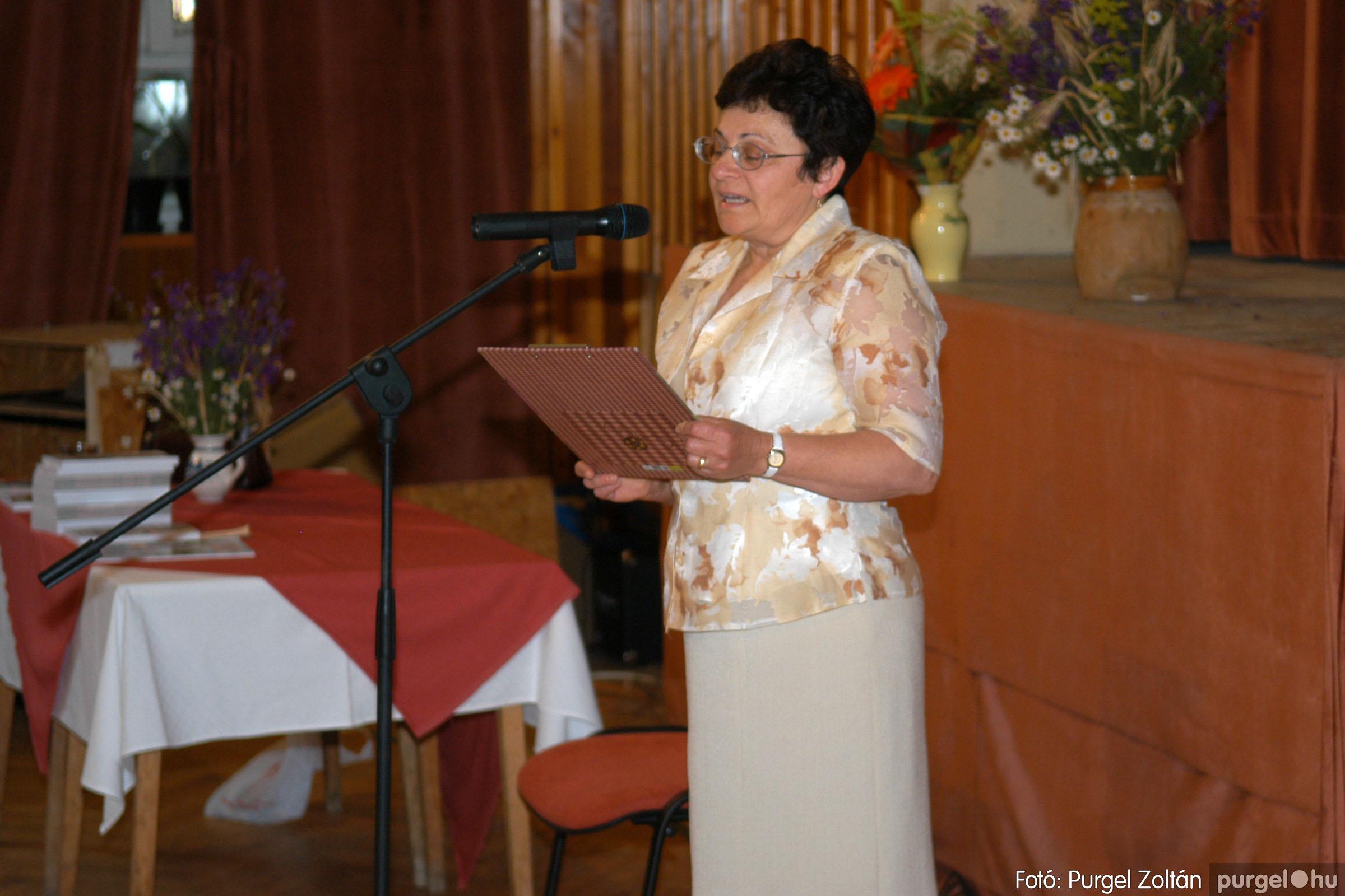 2007.06.03. 065 A tanító öröksége című könyv bemutatása Vértes Judittal - Fotó:PURGEL ZOLTÁN© DSC_0540q.jpg