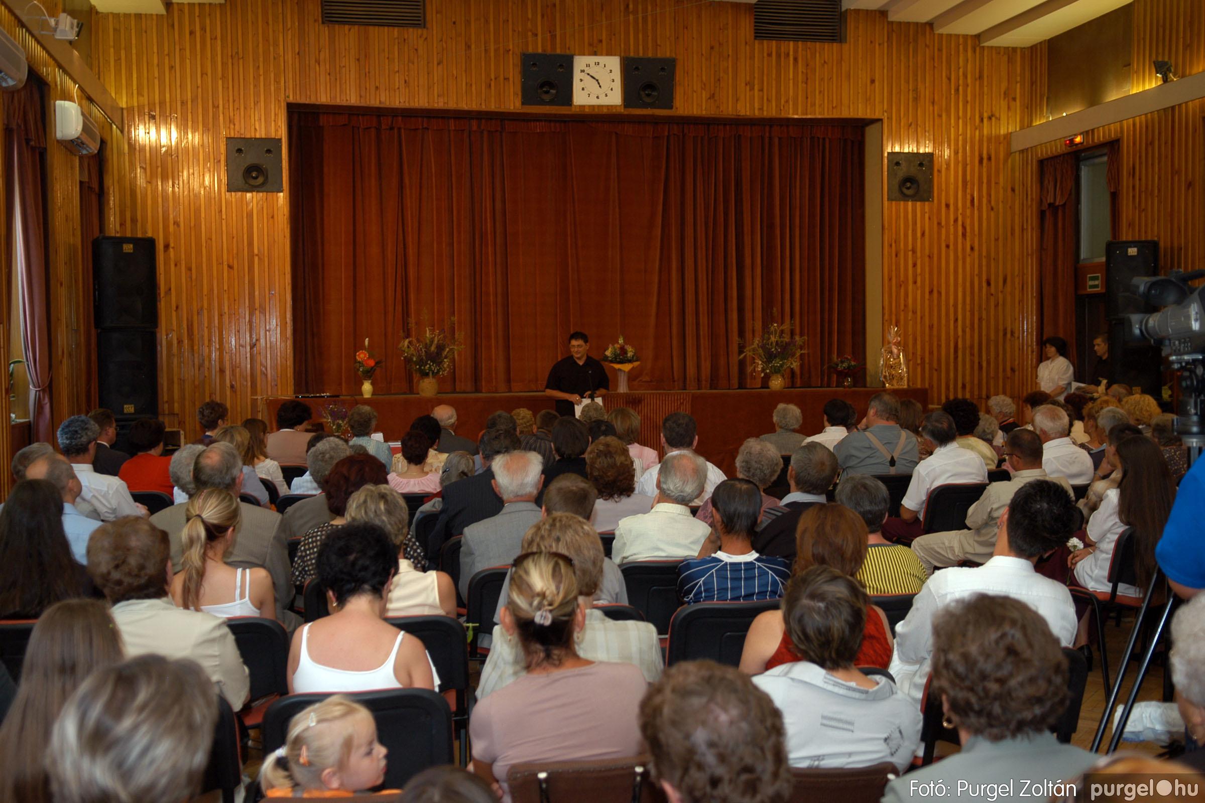 2007.06.03. 033 A tanító öröksége című könyv bemutatása Vértes Judittal - Fotó:PURGEL ZOLTÁN© DSC_0502q.jpg
