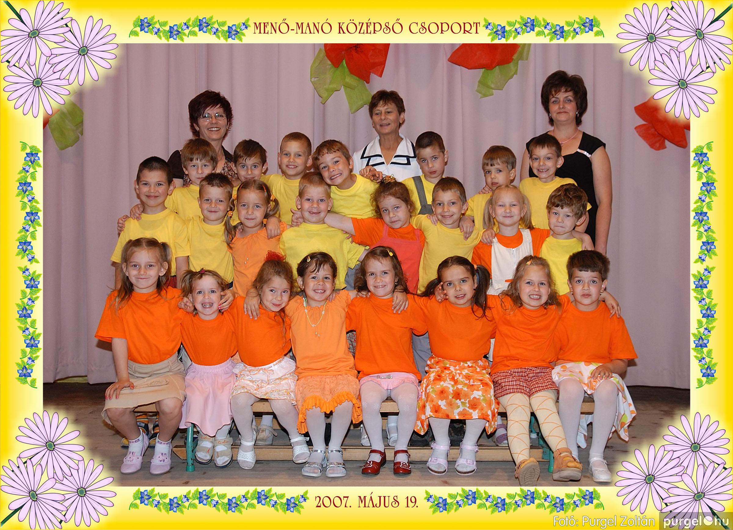 2007.05.10-19. 009 Kurca-parti Óvoda csoportképek 2007. - Fotó:PURGEL ZOLTÁN© 351Menőmanó.jpg