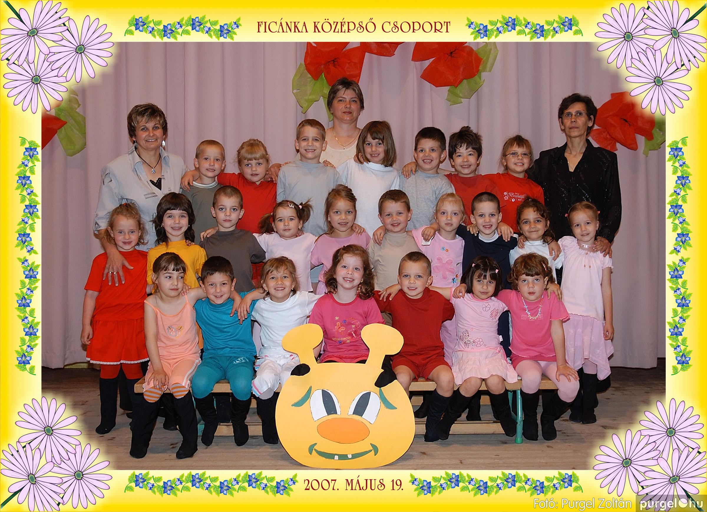 2007.05.10-19. 005 Kurca-parti Óvoda csoportképek 2007. - Fotó:PURGEL ZOLTÁN© 251Ficánka.jpg