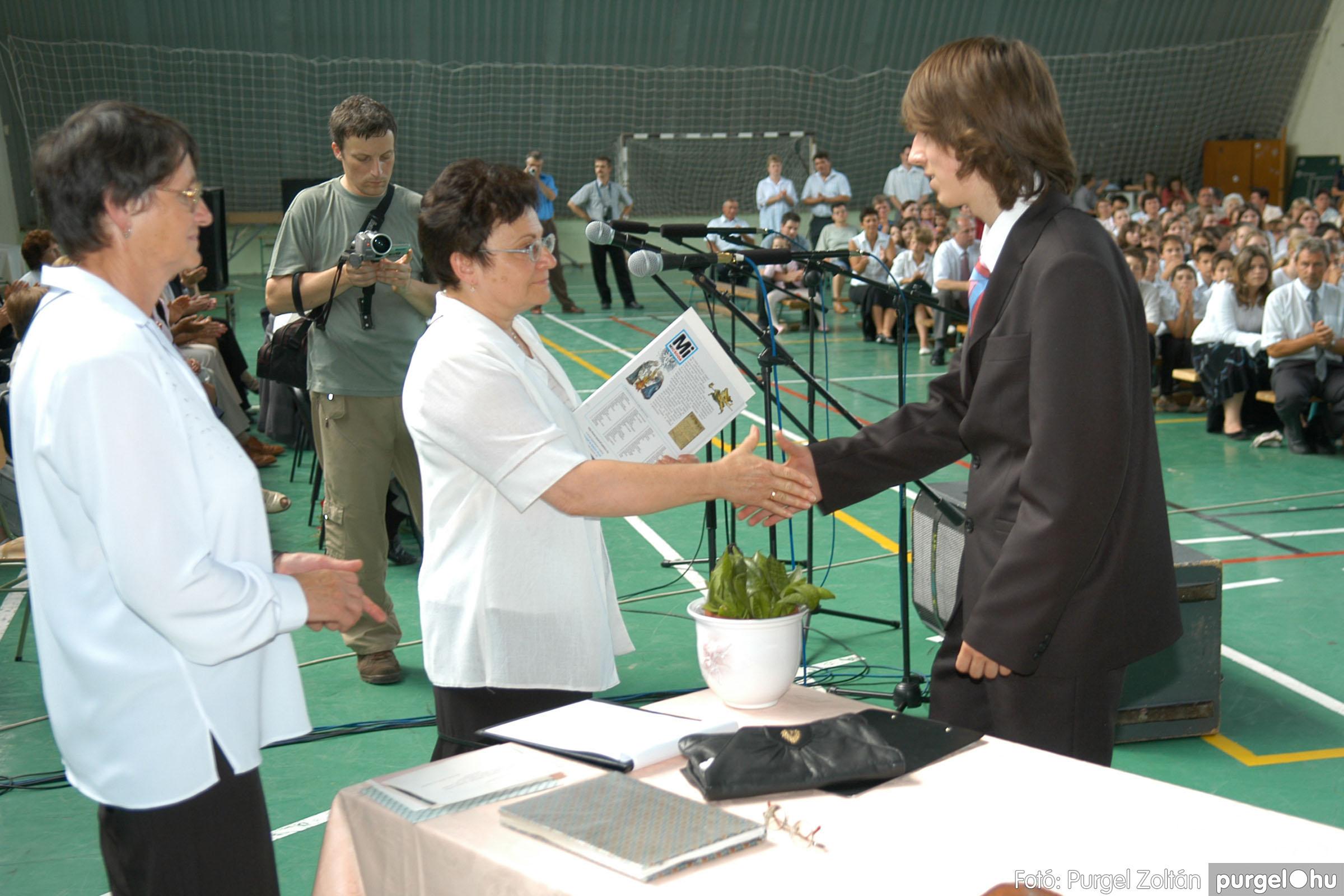 2007.06.16. 092 Forray Máté Általános Iskola ballagás 2007. - Fotó:PURGEL ZOLTÁN© DSC_0141q.jpg