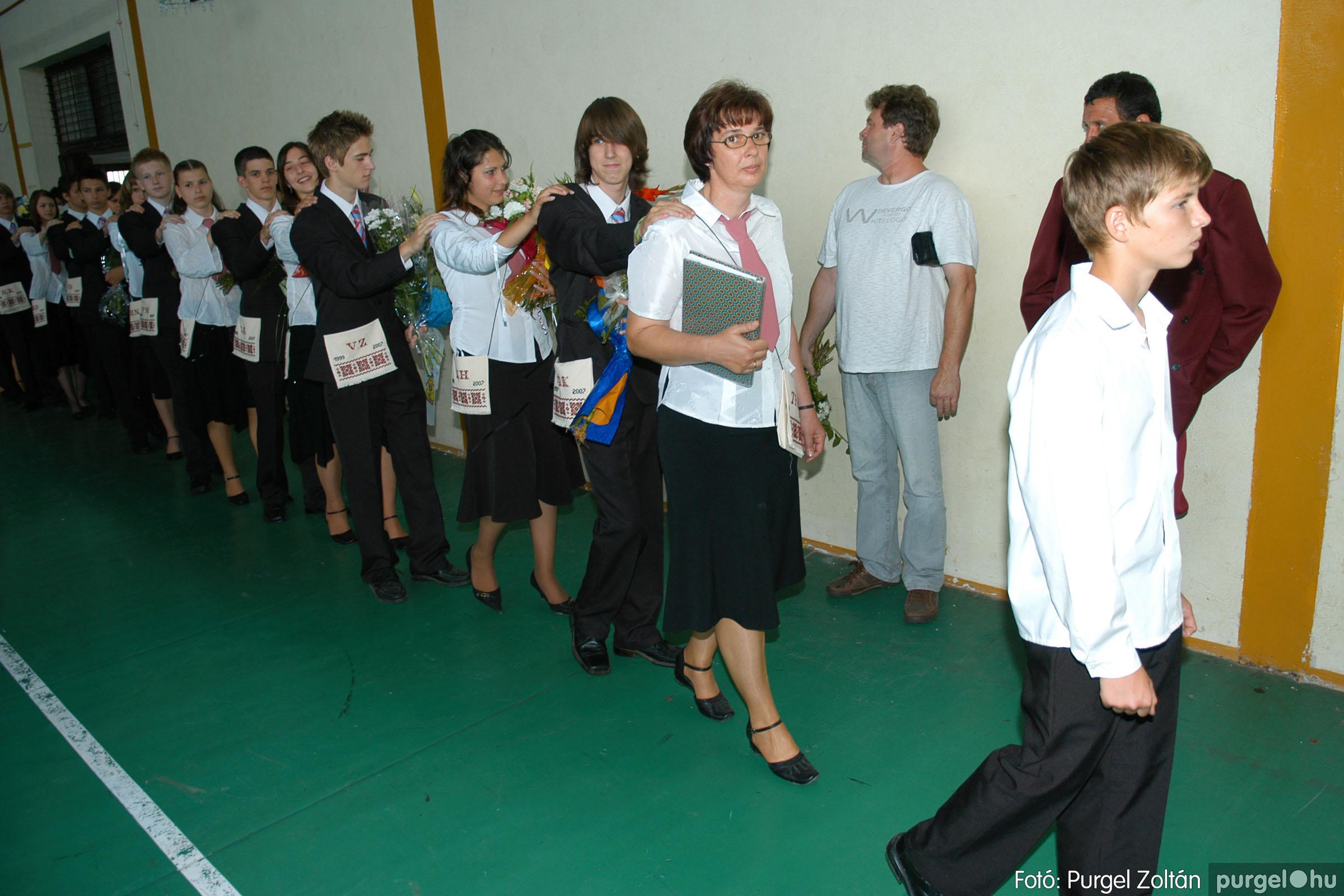 2007.06.16. 027 Forray Máté Általános Iskola ballagás 2007. - Fotó:PURGEL ZOLTÁN© DSC_0067q.jpg