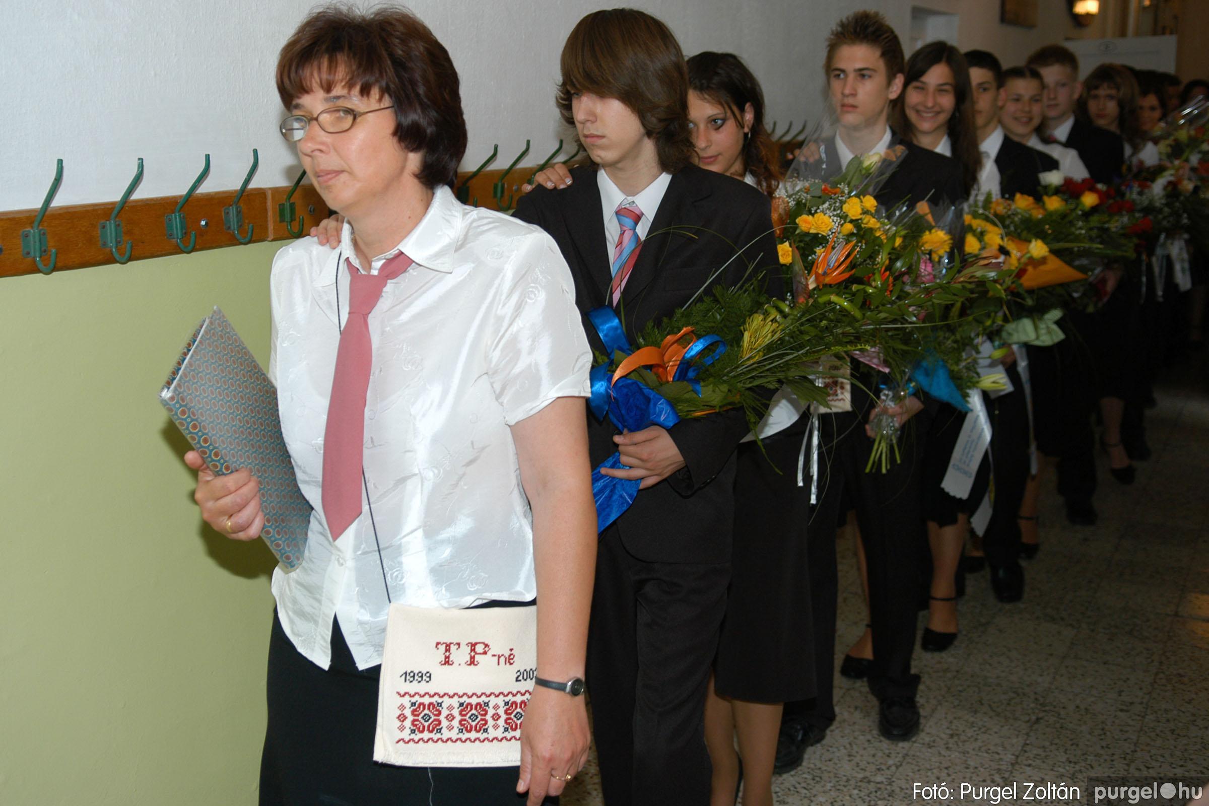 2007.06.16. 010 Forray Máté Általános Iskola ballagás 2007. - Fotó:PURGEL ZOLTÁN© DSC_0049q.jpg