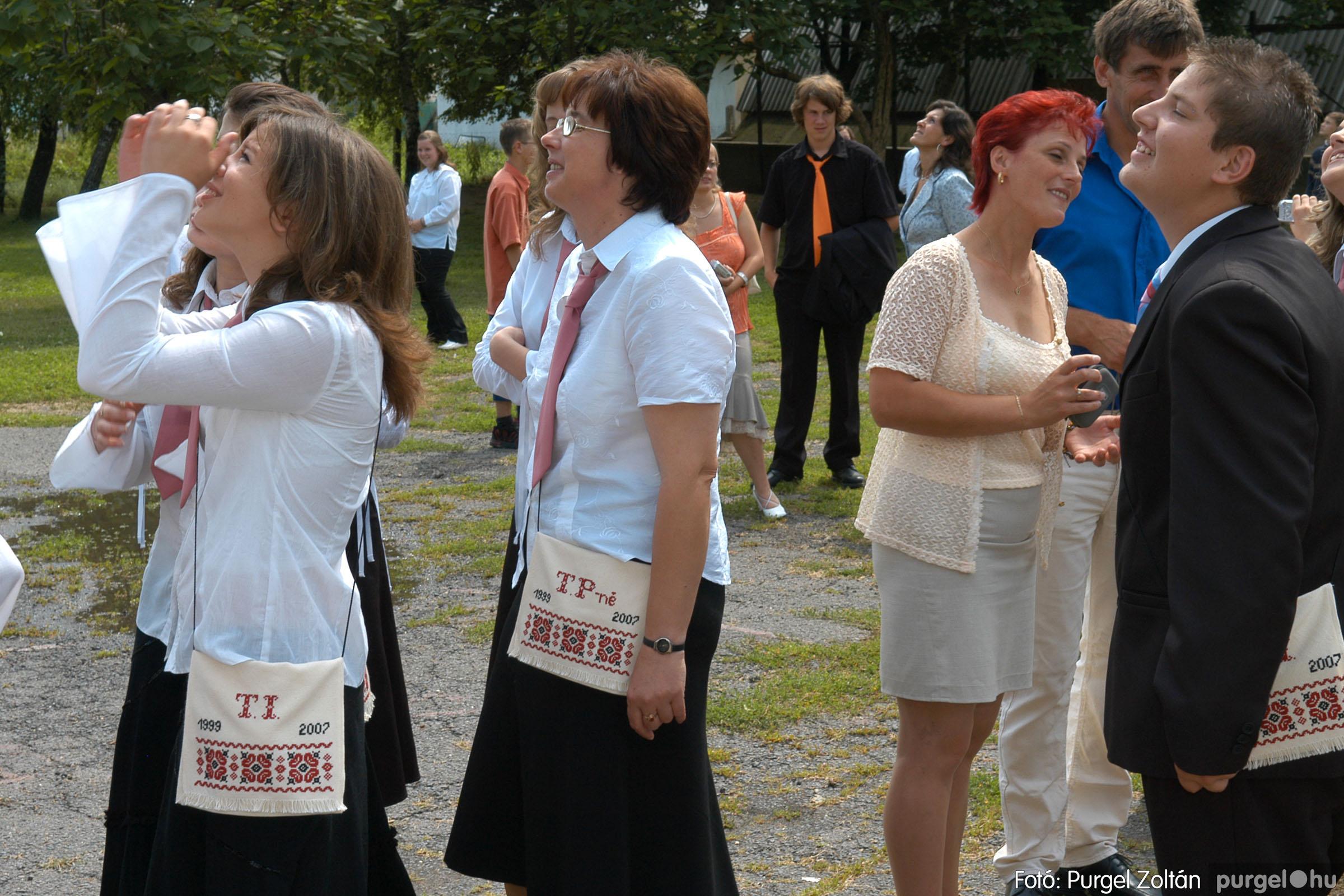 2007.06.16. 157 Forray Máté Általános Iskola ballagás 2007. - Fotó:PURGEL ZOLTÁN© DSC_0223q.jpg