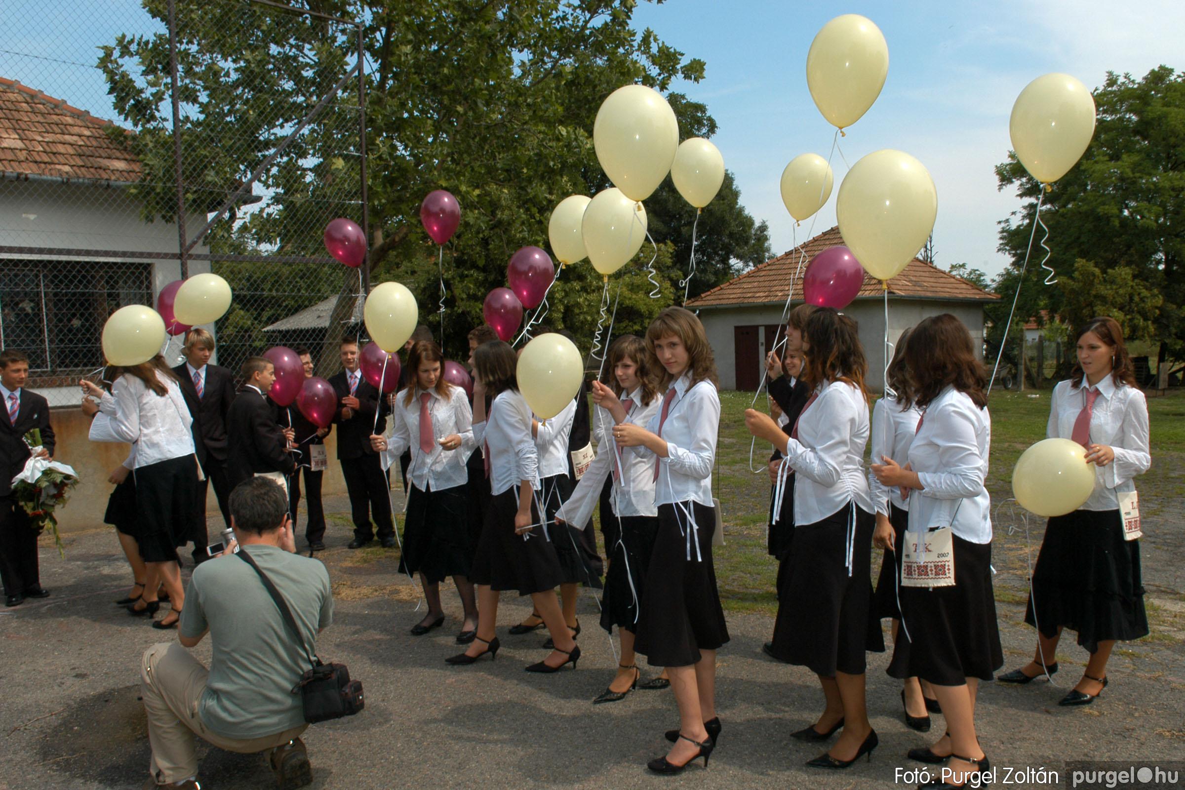 2007.06.16. 145 Forray Máté Általános Iskola ballagás 2007. - Fotó:PURGEL ZOLTÁN© DSC_0207q.jpg