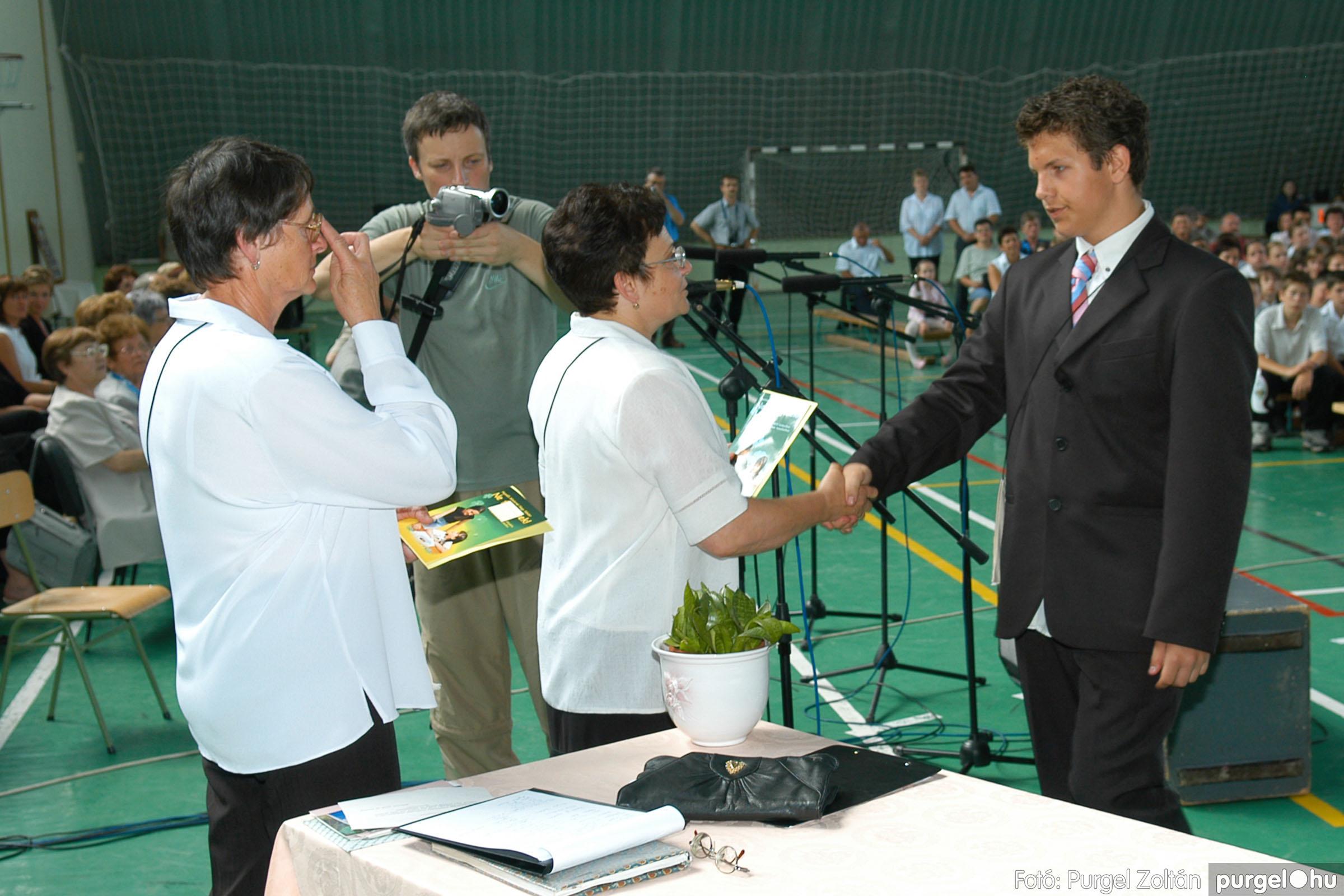 2007.06.16. 109 Forray Máté Általános Iskola ballagás 2007. - Fotó:PURGEL ZOLTÁN© DSC_0163q.jpg