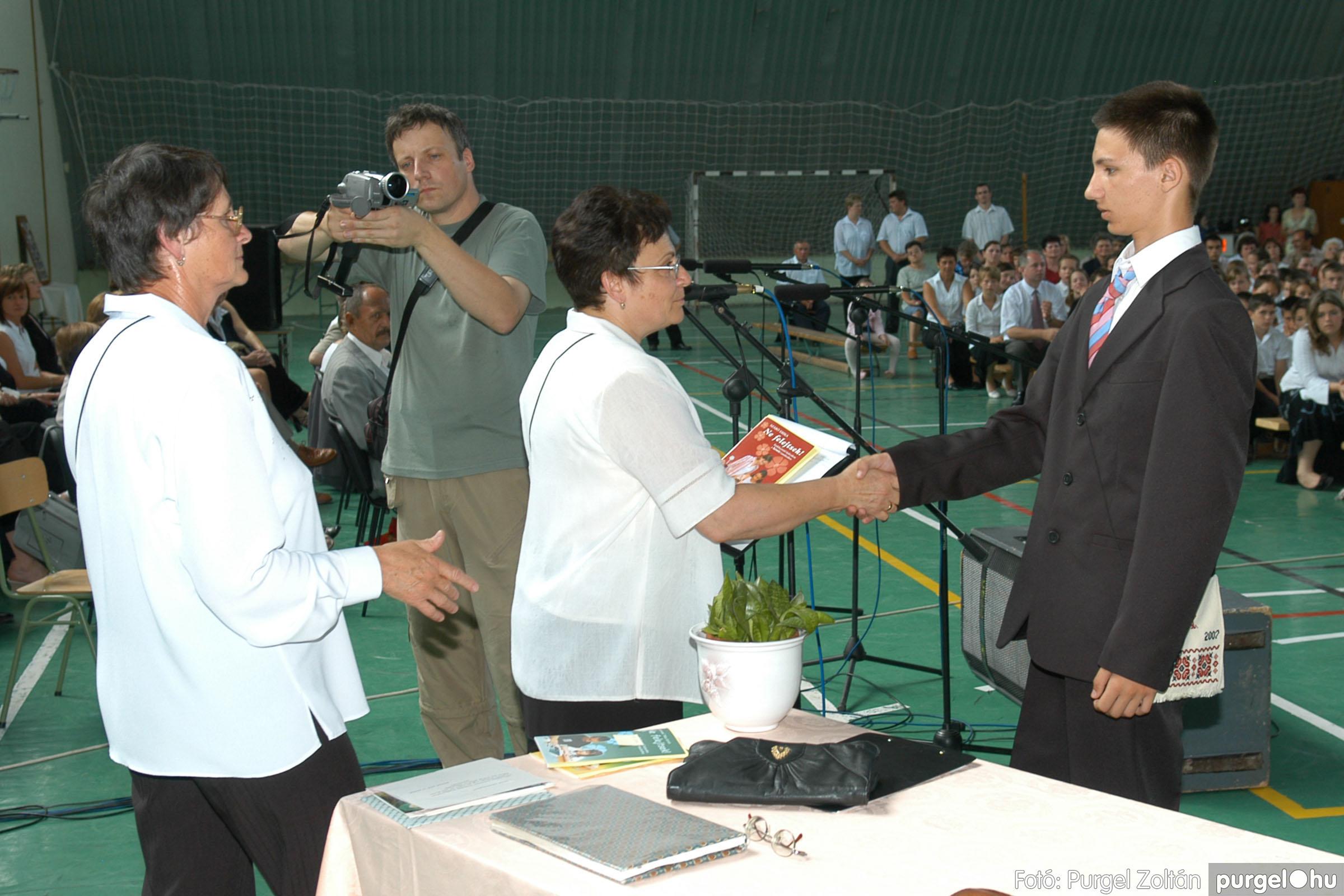 2007.06.16. 108 Forray Máté Általános Iskola ballagás 2007. - Fotó:PURGEL ZOLTÁN© DSC_0162q.jpg