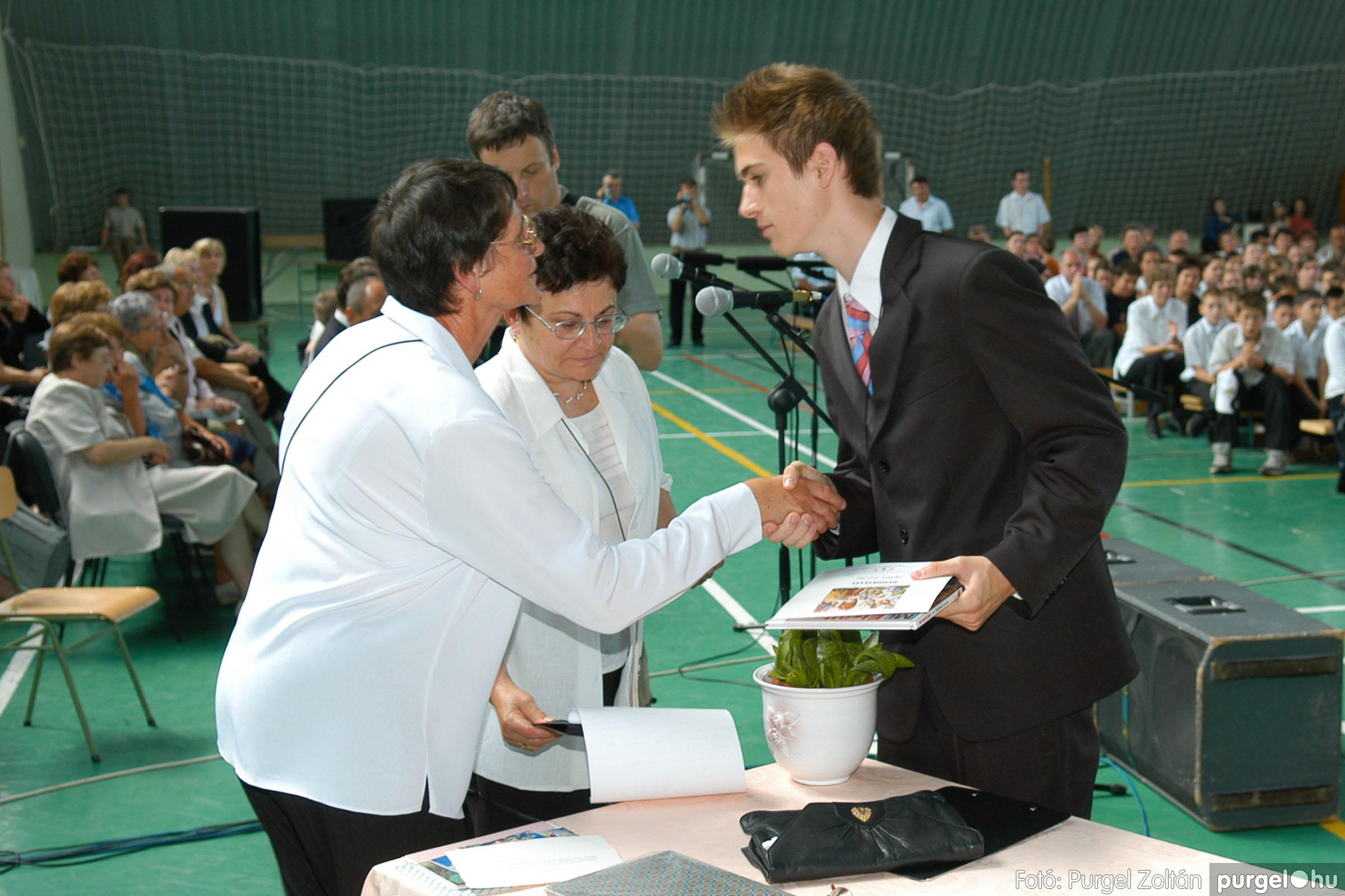 2007.06.16. 104 Forray Máté Általános Iskola ballagás 2007. - Fotó:PURGEL ZOLTÁN© DSC_0156q.jpg