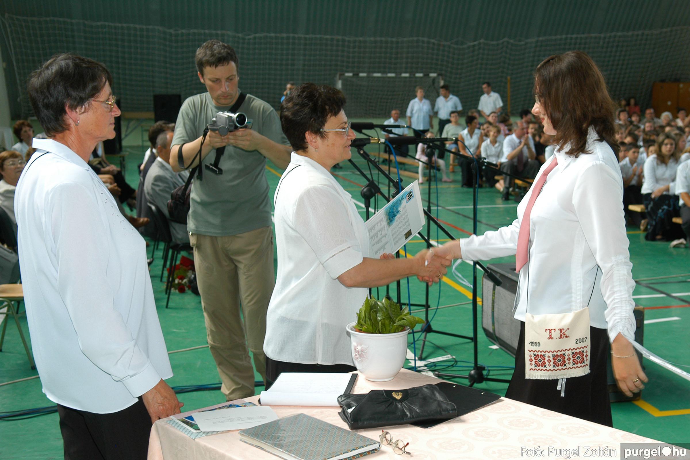 2007.06.16. 101 Forray Máté Általános Iskola ballagás 2007. - Fotó:PURGEL ZOLTÁN© DSC_0152q.jpg