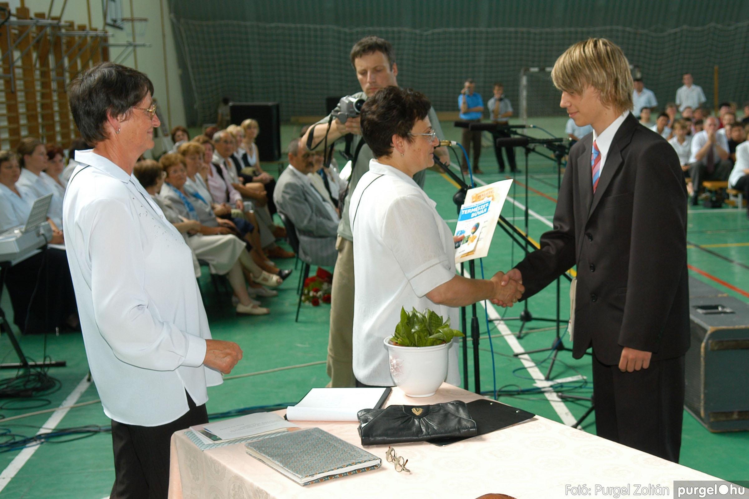 2007.06.16. 100 Forray Máté Általános Iskola ballagás 2007. - Fotó:PURGEL ZOLTÁN© DSC_0151q.jpg