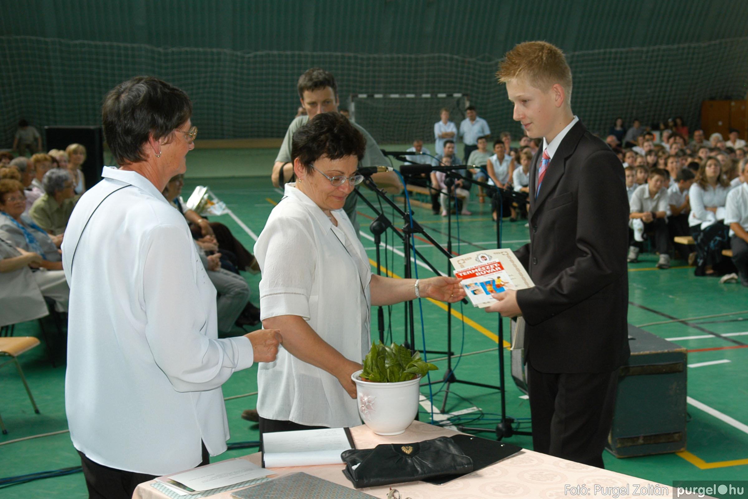 2007.06.16. 098 Forray Máté Általános Iskola ballagás 2007. - Fotó:PURGEL ZOLTÁN© DSC_0148q.jpg