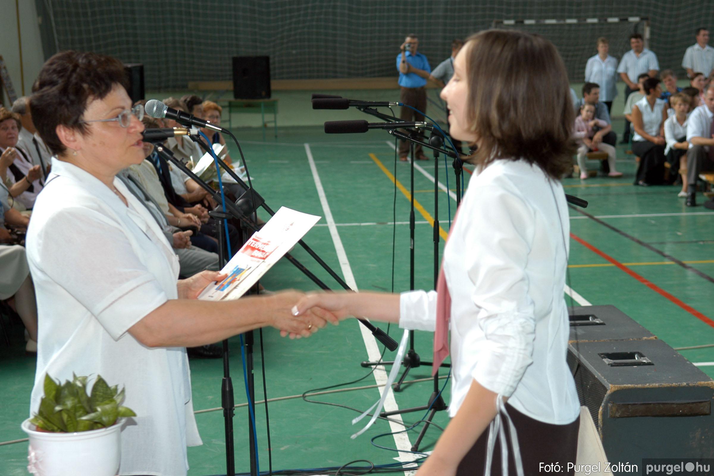 2007.06.16. 091 Forray Máté Általános Iskola ballagás 2007. - Fotó:PURGEL ZOLTÁN© DSC_0139q.jpg