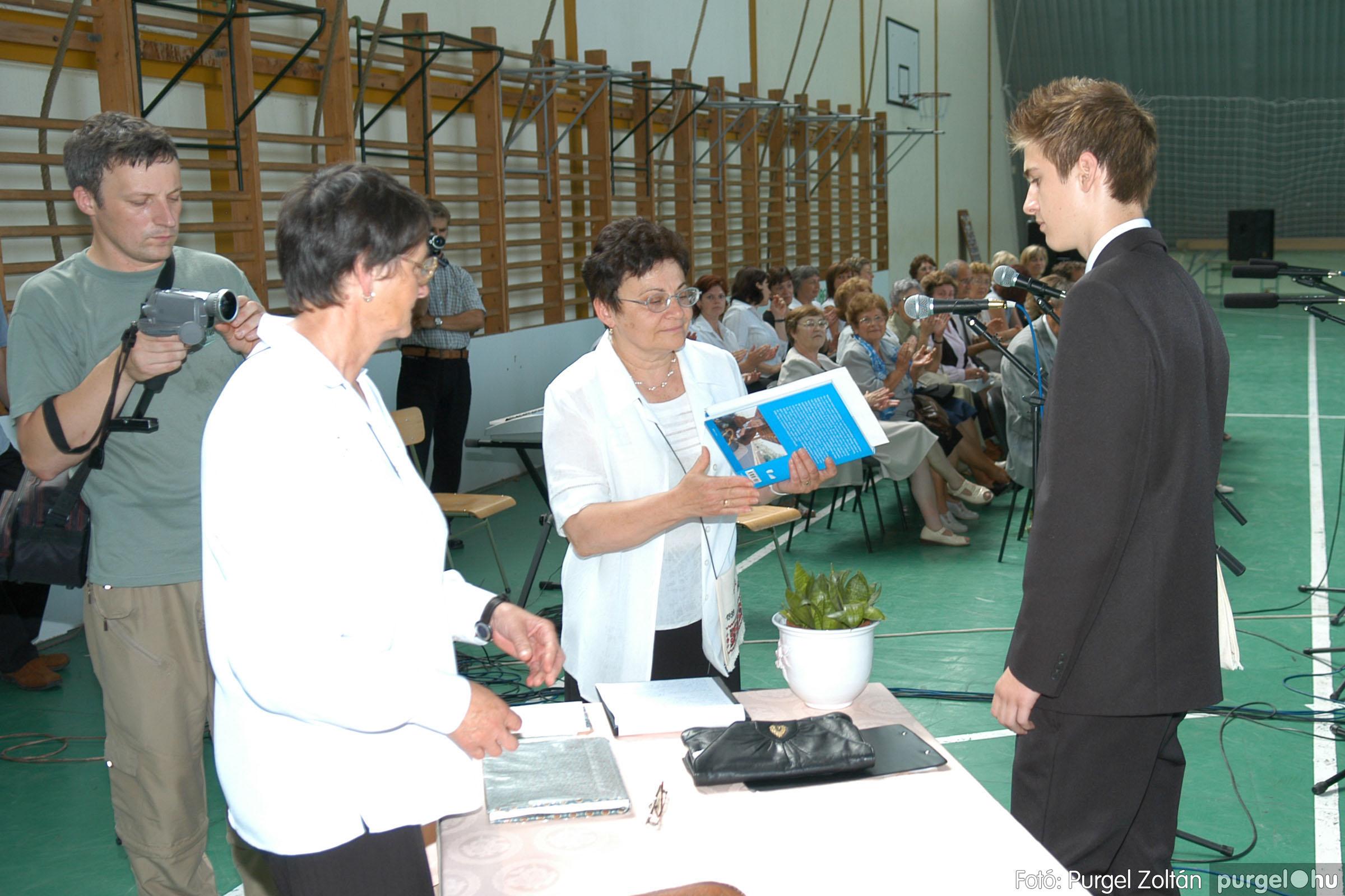 2007.06.16. 084 Forray Máté Általános Iskola ballagás 2007. - Fotó:PURGEL ZOLTÁN© DSC_0131q.jpg