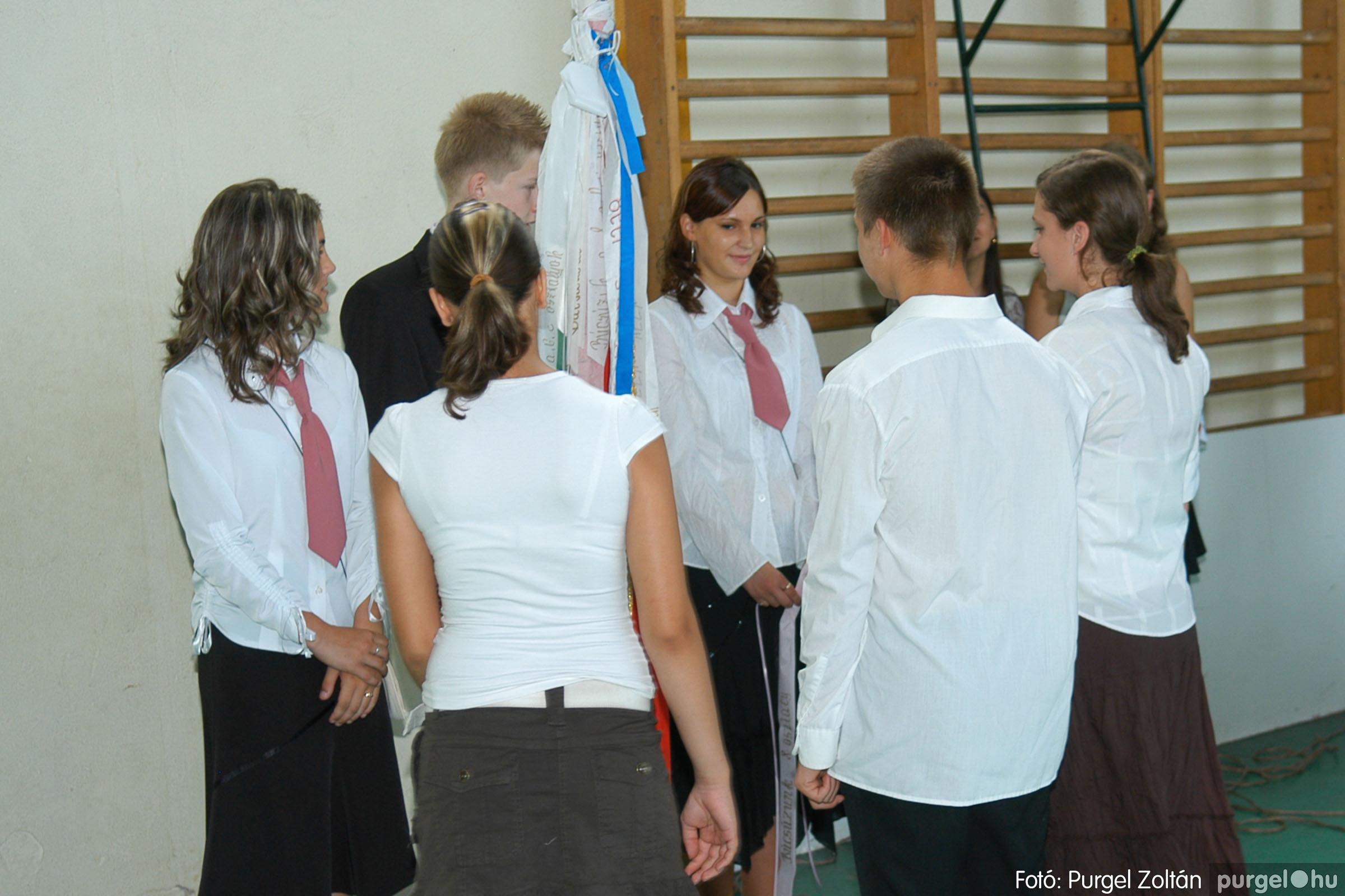 2007.06.16. 078 Forray Máté Általános Iskola ballagás 2007. - Fotó:PURGEL ZOLTÁN© DSC_0124q.jpg
