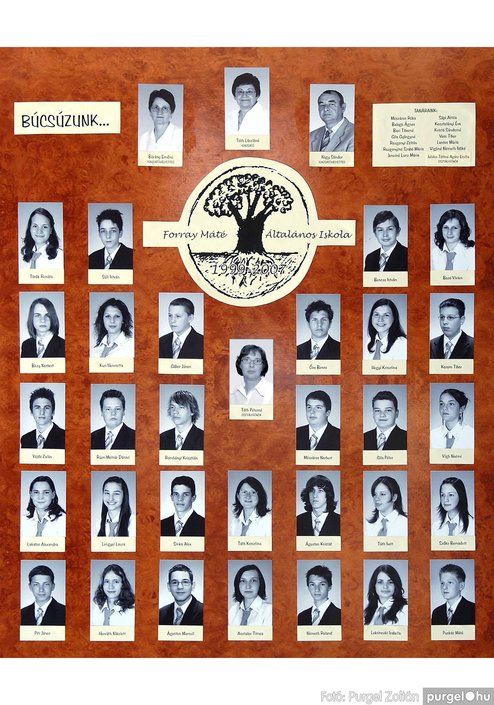 2007.06.08. 000 Forray Máté Általános Iskola tabló 2007. - Fotó:PURGEL ZOLTÁN©.jpg