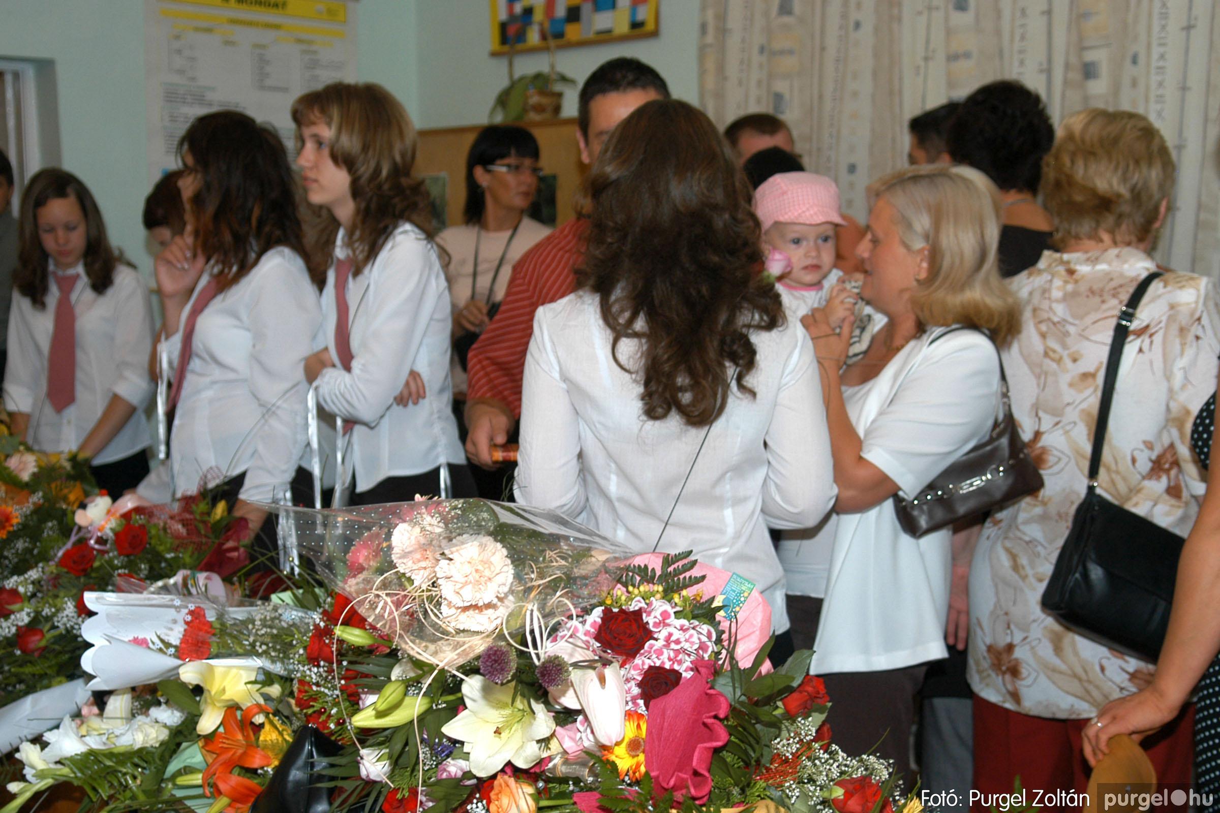 2007.06.16. 004 Forray Máté Általános Iskola ballagás 2007. - Fotó:PURGEL ZOLTÁN© DSC_0043q.jpg