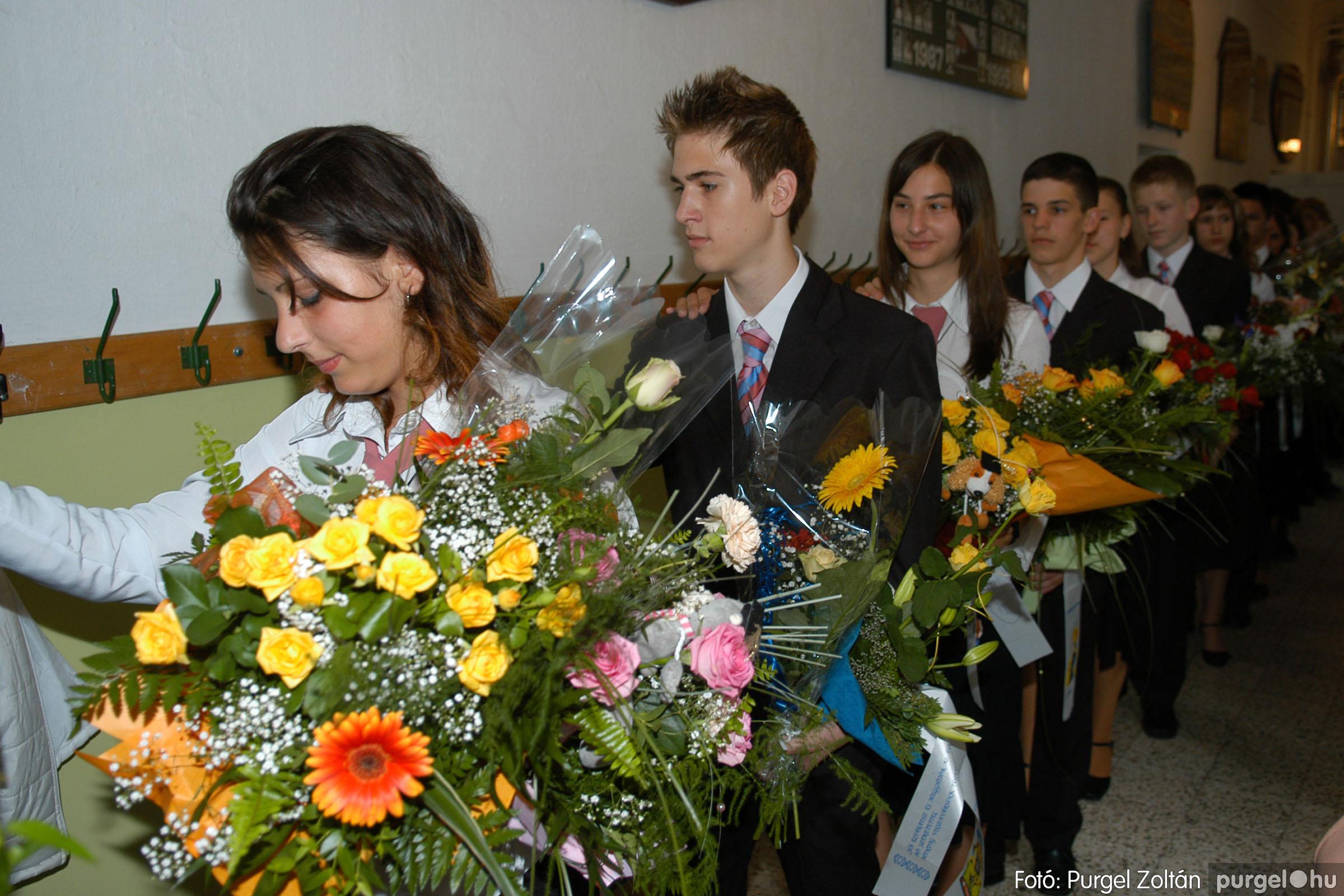2007.06.16. 011 Forray Máté Általános Iskola ballagás 2007. - Fotó:PURGEL ZOLTÁN© DSC_0050q.jpg