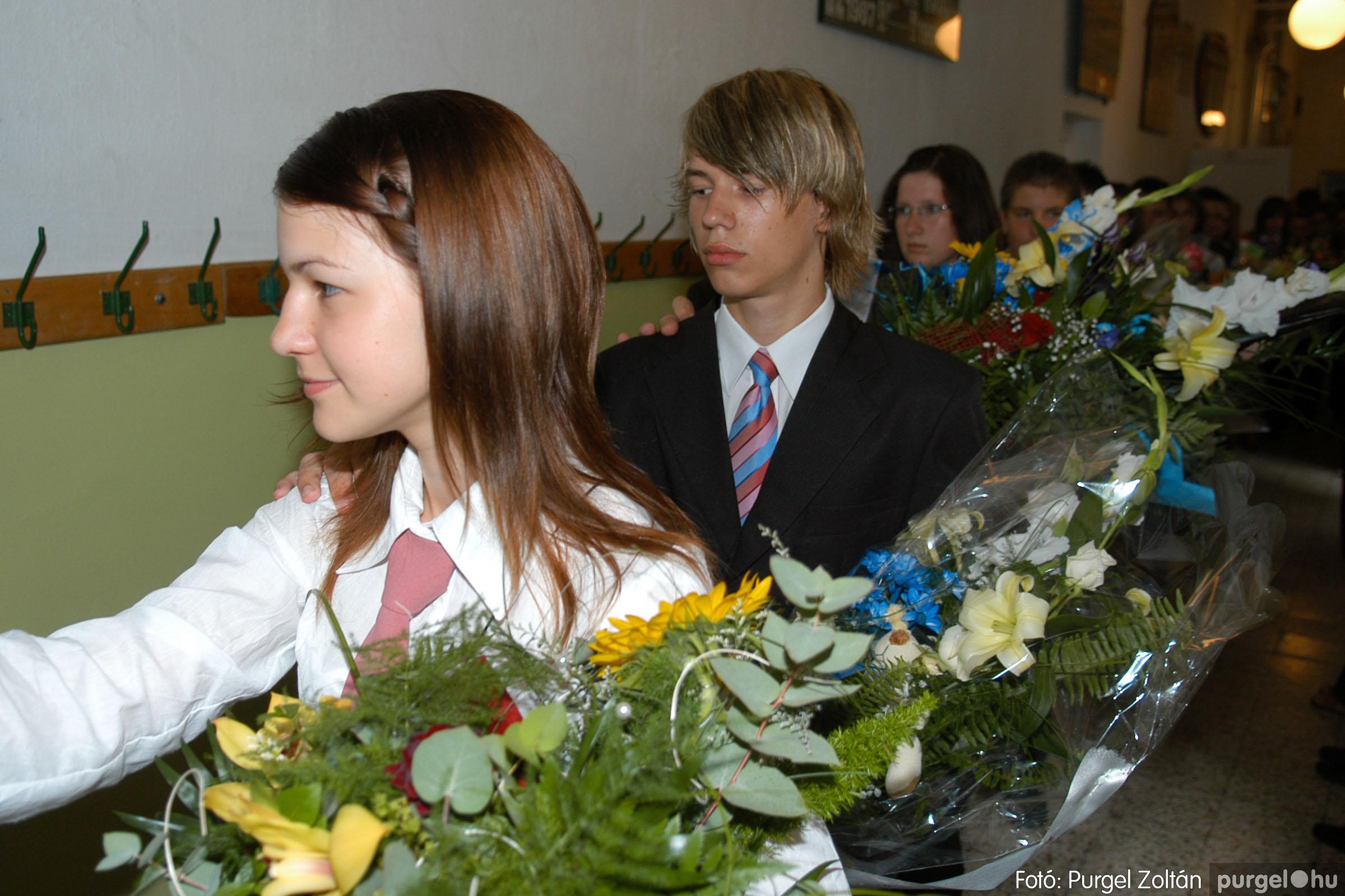 2007.06.16. 015 Forray Máté Általános Iskola ballagás 2007. - Fotó:PURGEL ZOLTÁN© DSC_0055q.jpg