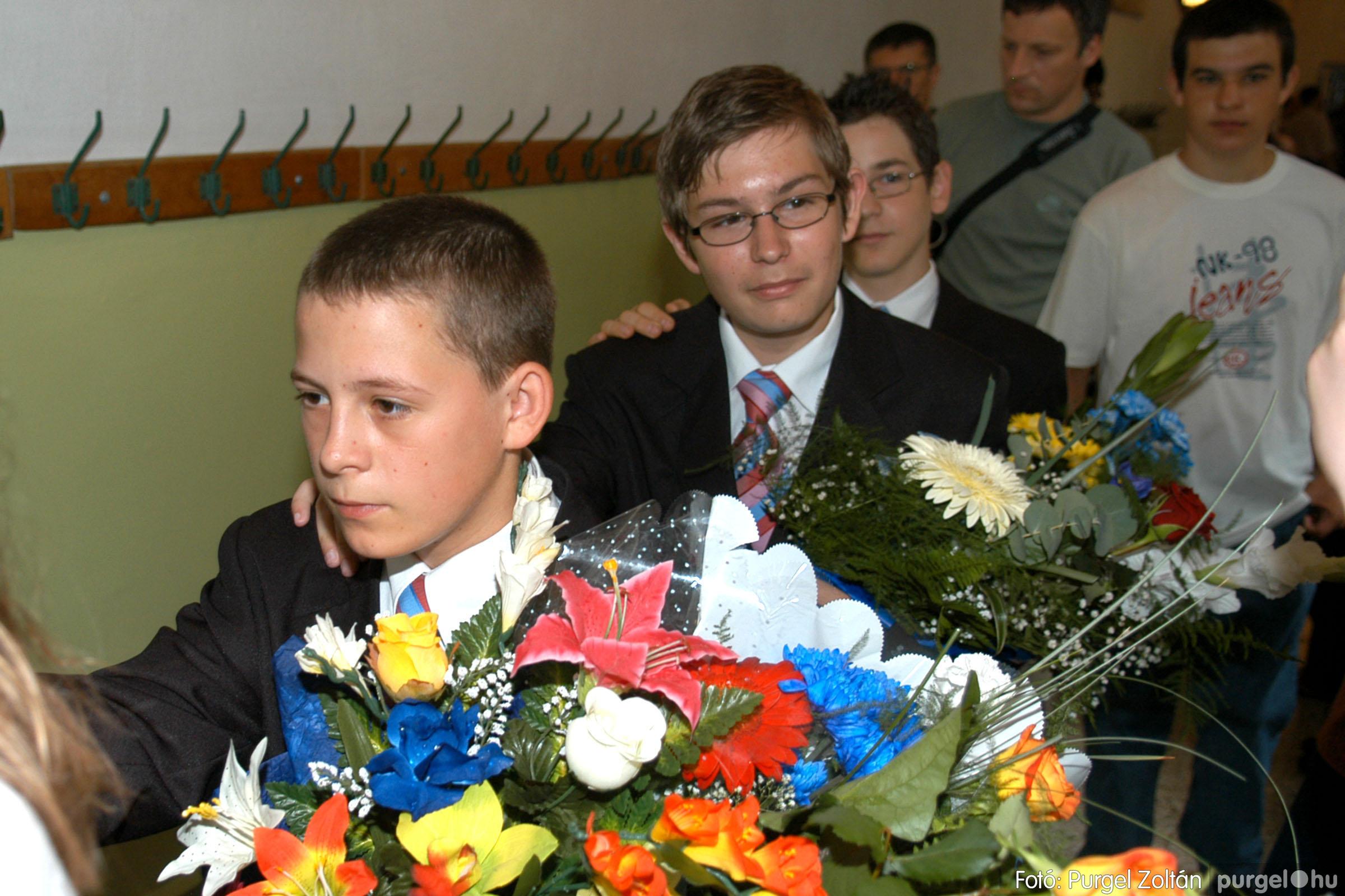 2007.06.16. 024 Forray Máté Általános Iskola ballagás 2007. - Fotó:PURGEL ZOLTÁN© DSC_0064q.jpg