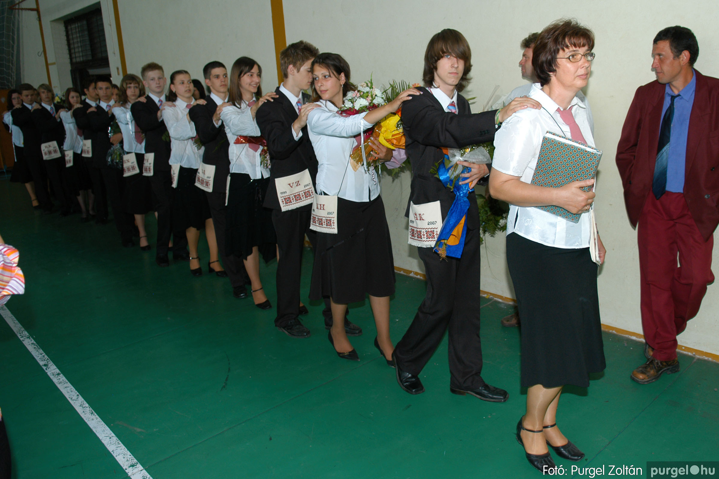 2007.06.16. 028 Forray Máté Általános Iskola ballagás 2007. - Fotó:PURGEL ZOLTÁN© DSC_0068q.jpg