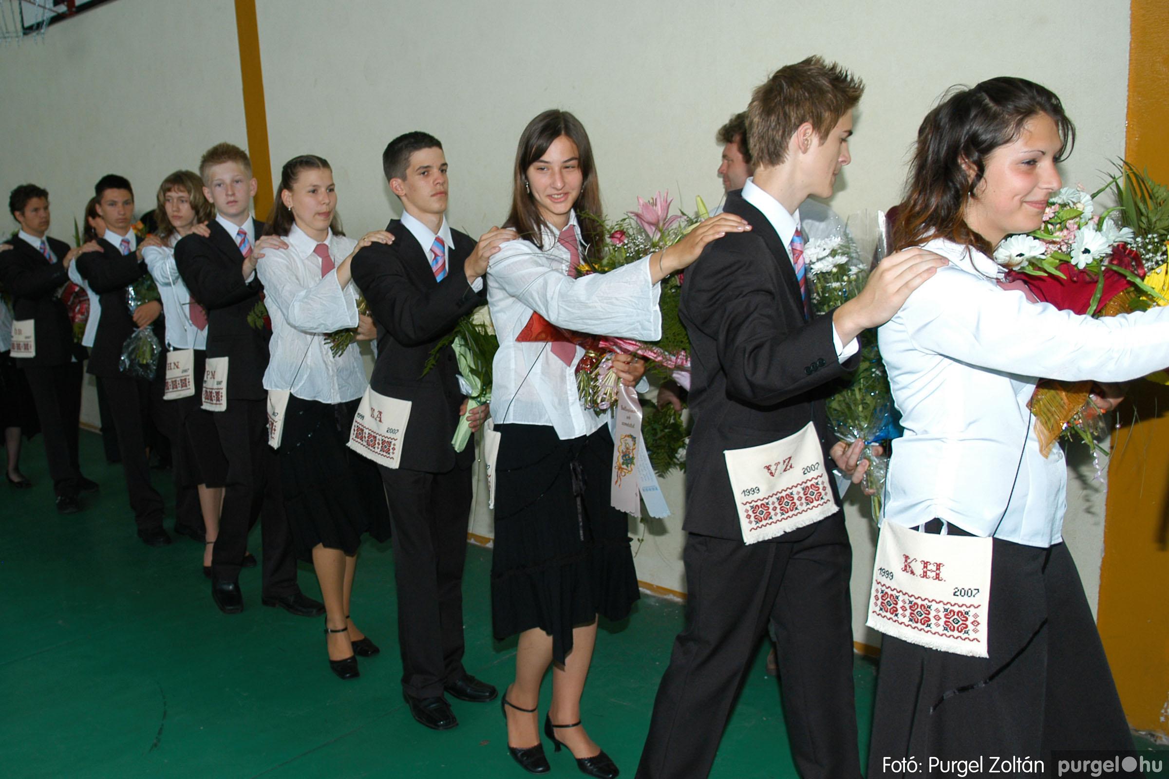 2007.06.16. 029 Forray Máté Általános Iskola ballagás 2007. - Fotó:PURGEL ZOLTÁN© DSC_0069q.jpg
