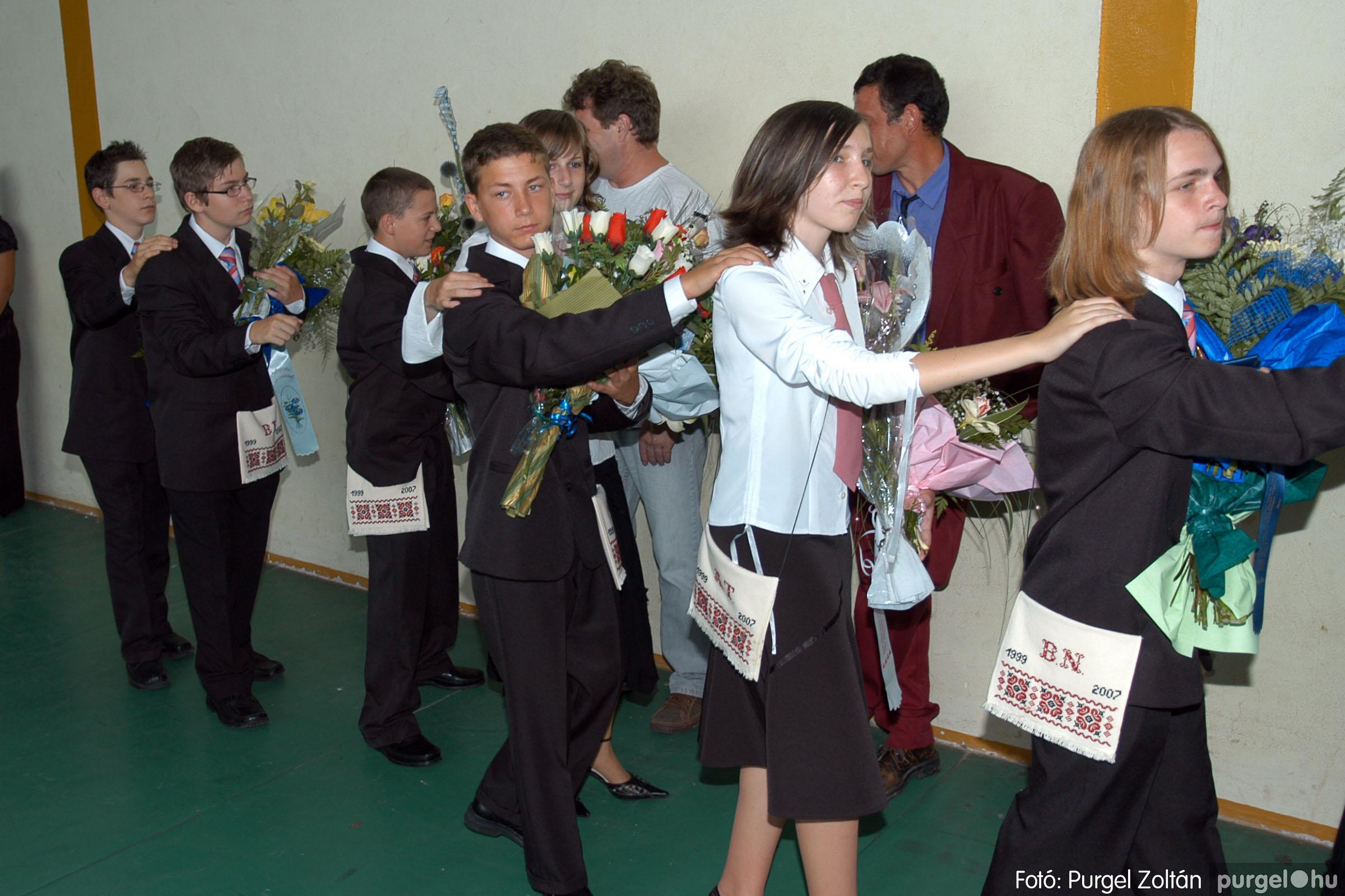 2007.06.16. 033 Forray Máté Általános Iskola ballagás 2007. - Fotó:PURGEL ZOLTÁN© DSC_0073q.jpg