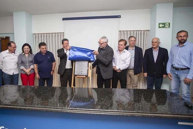 Inauguração da Casa da Indústria em Arapongas