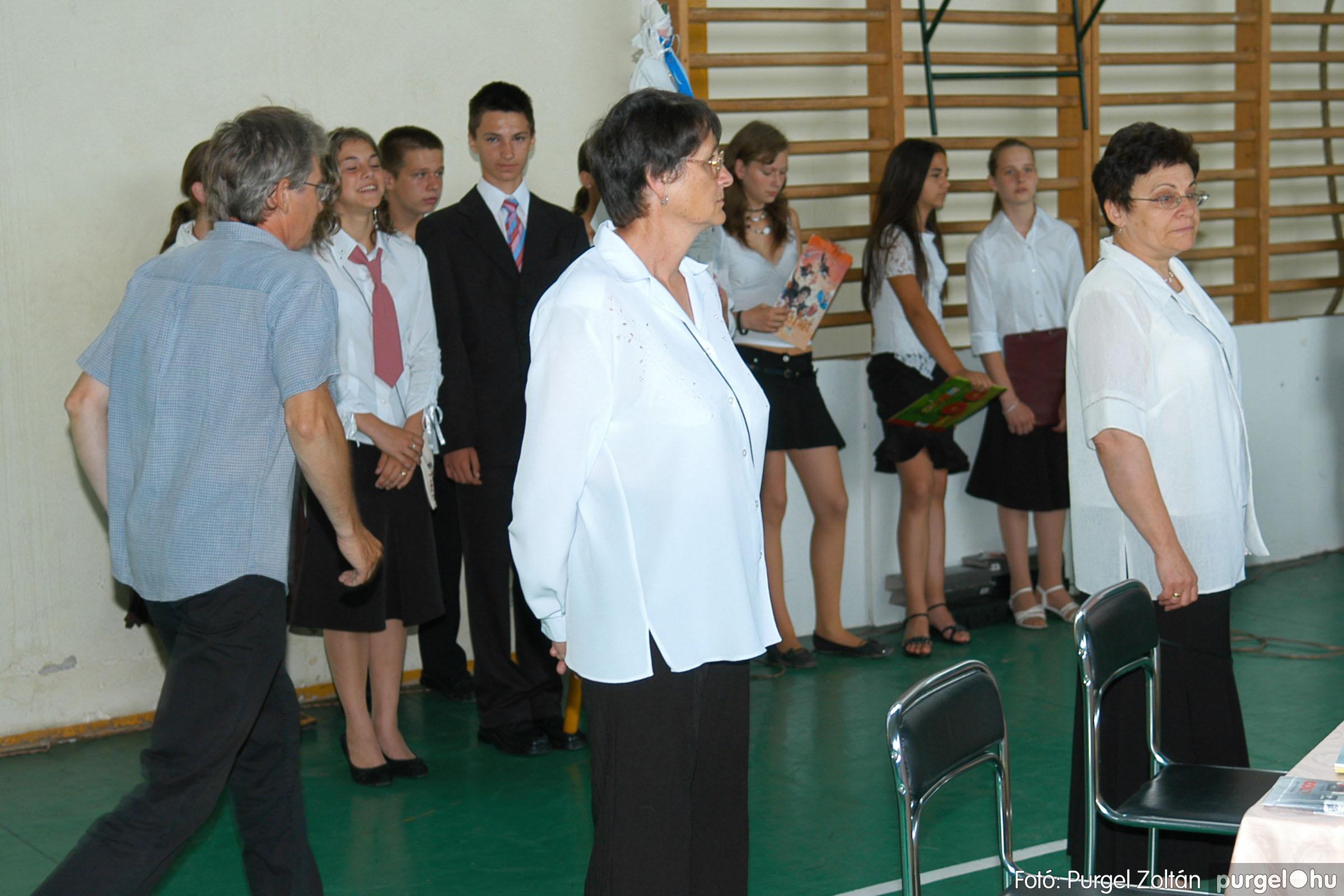 2007.06.16. 043 Forray Máté Általános Iskola ballagás 2007. - Fotó:PURGEL ZOLTÁN© DSC_0086q.jpg